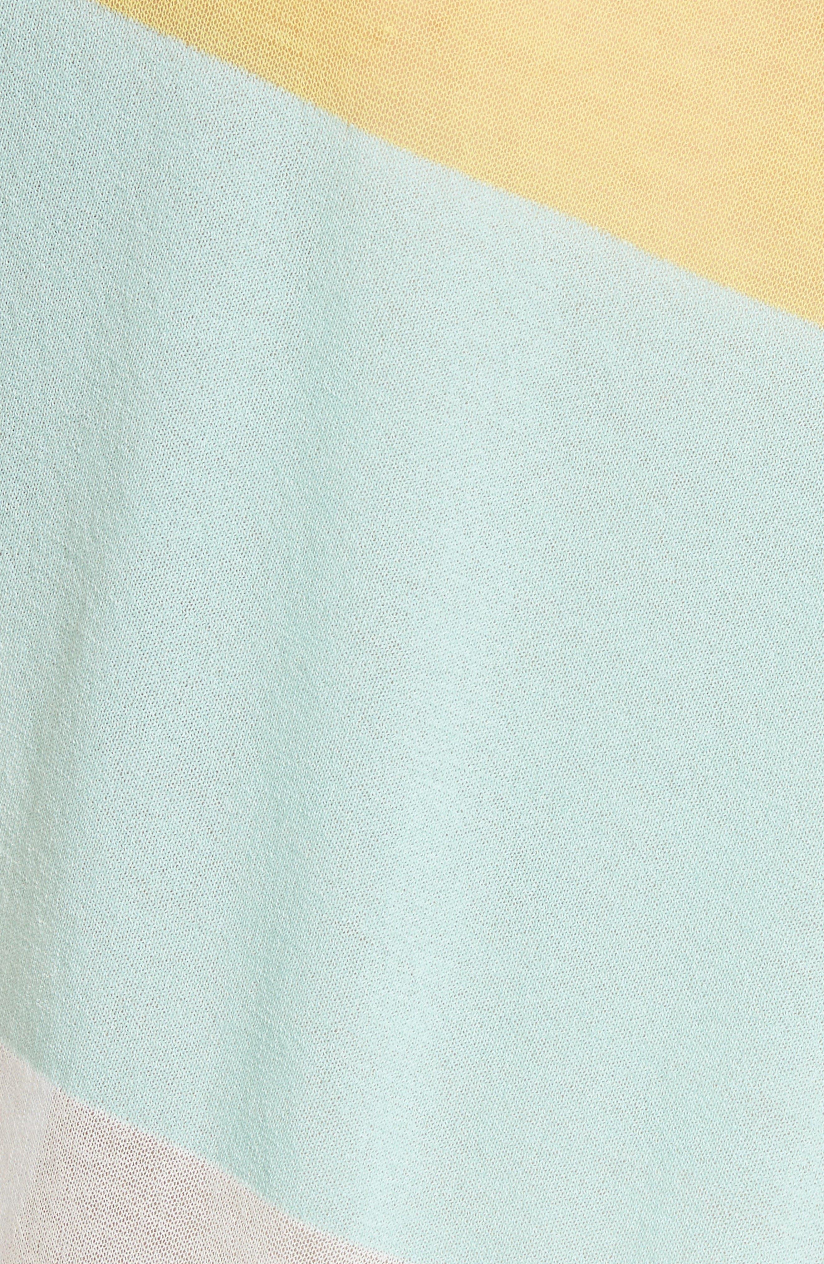 Alternate Image 5  - Diane von Furstenberg Asymmetrical Hem Shell