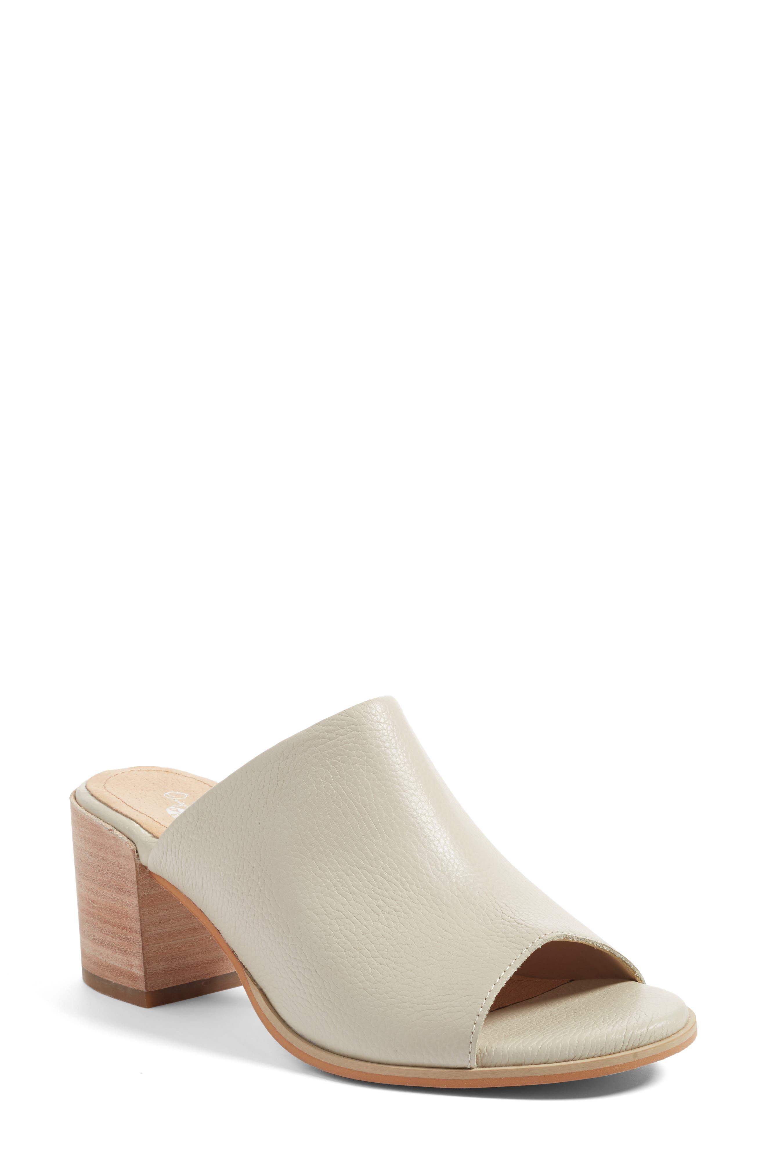 Main Image - Dr. Scholl's Malin Block Heel Sandal (Women)