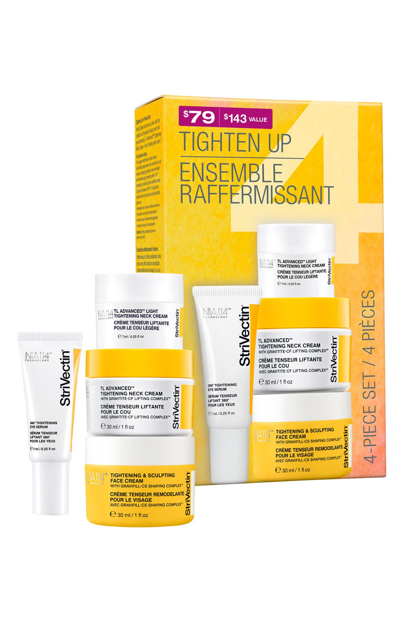 StriVectin®-TL™ Tighten Up Kit ($143 Value)
