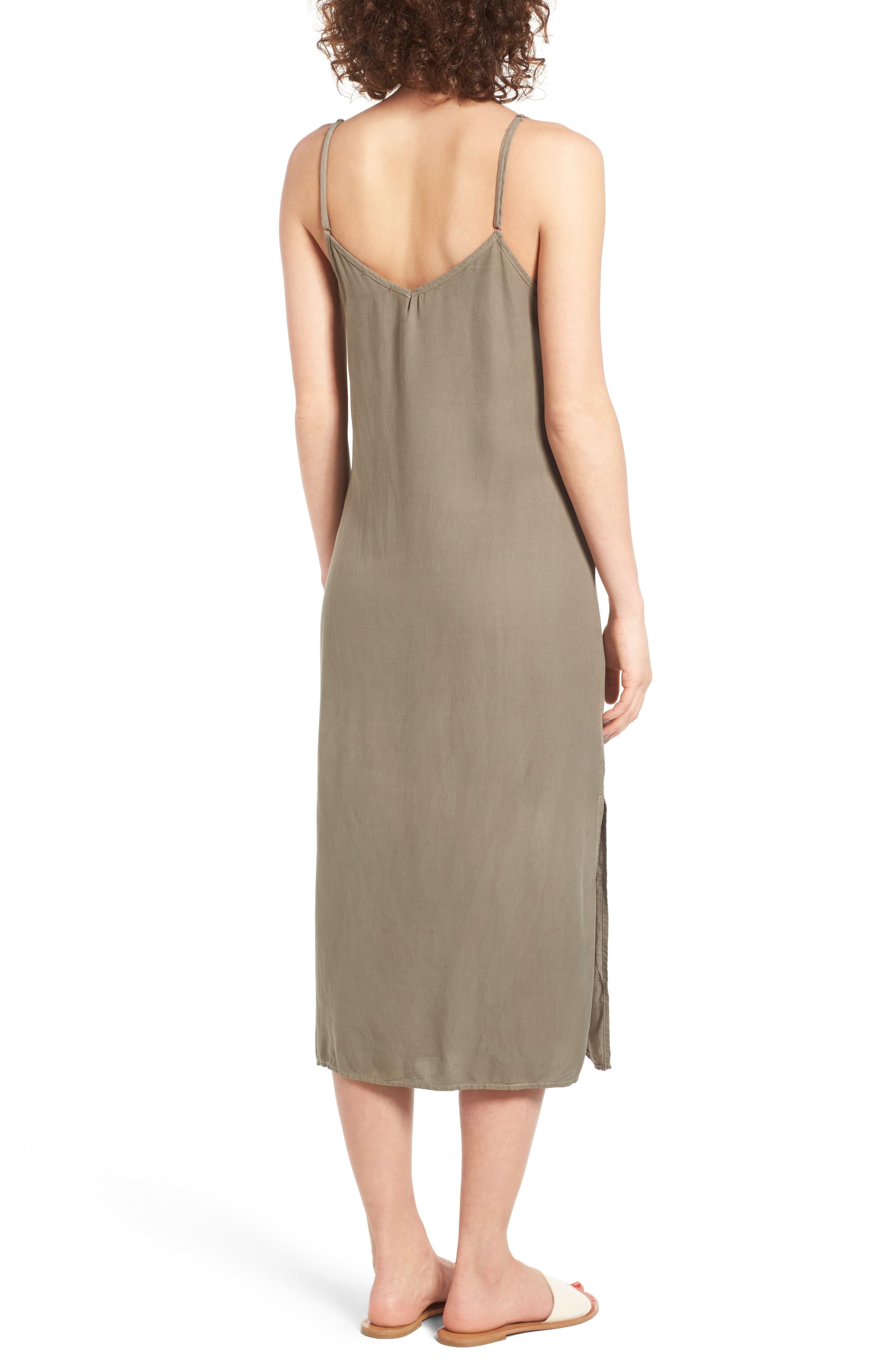 Alternate Image 2  - Splendid Tank Midi Dress