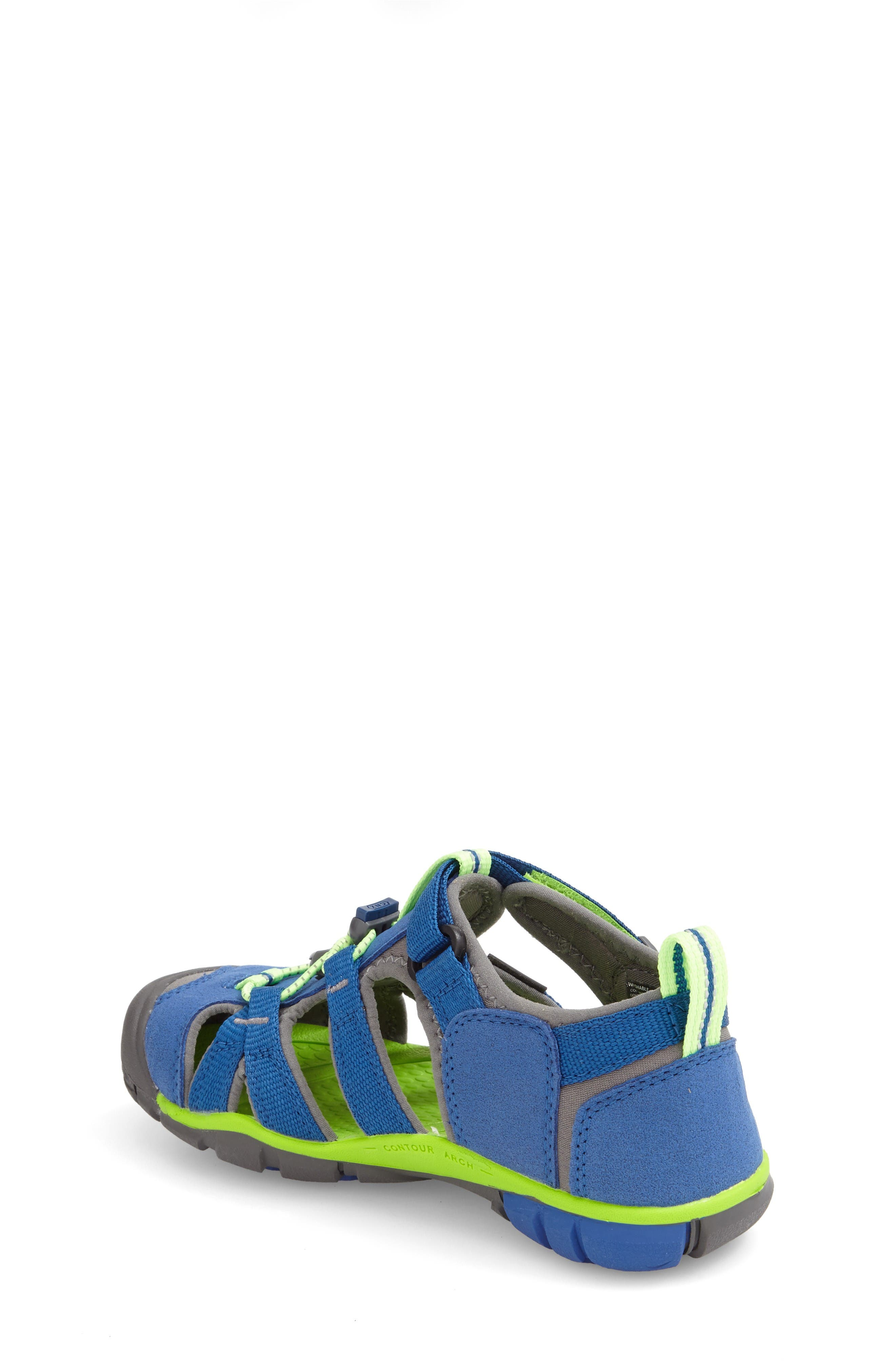 Alternate Image 2  - Keen Seacamp II Water Friendly Sandal (Baby, Walker, Toddler, Little Kid & Big Kid)
