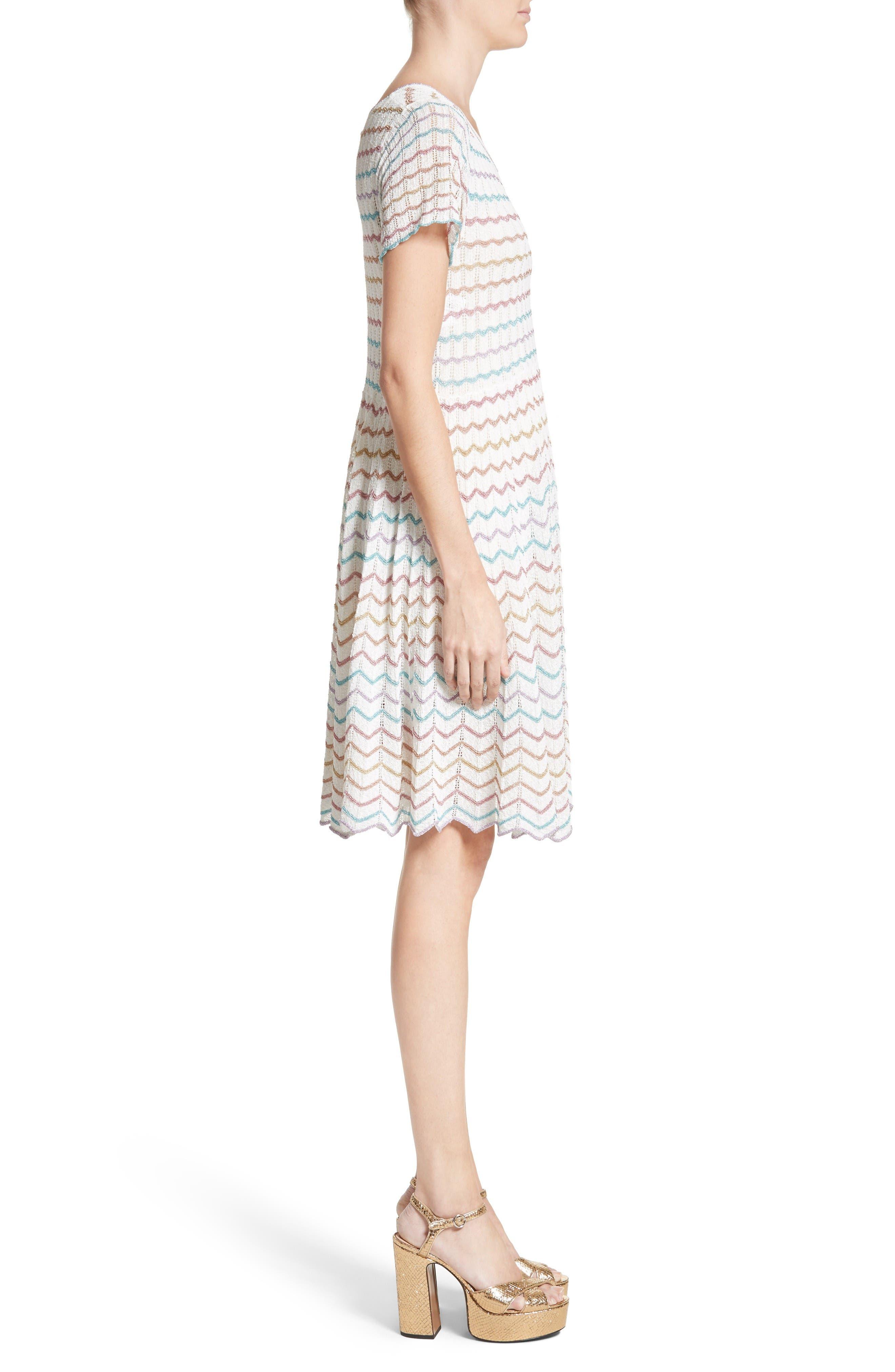Alternate Image 5  - MARC JACOBS Knit Babydoll Dress