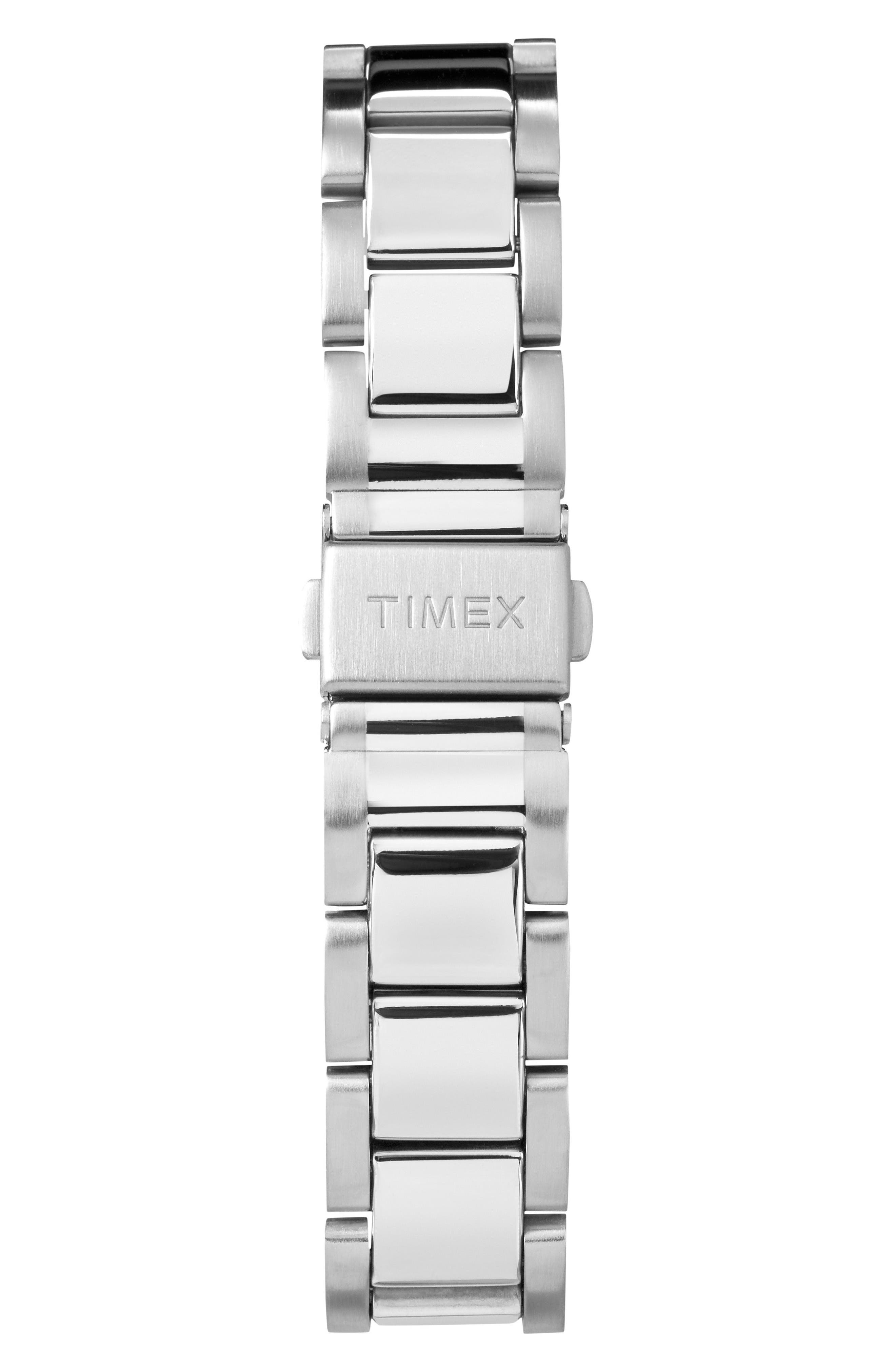 Alternate Image 2  - Timex® Waterbury Chronograph Bracelet Watch, 42mm