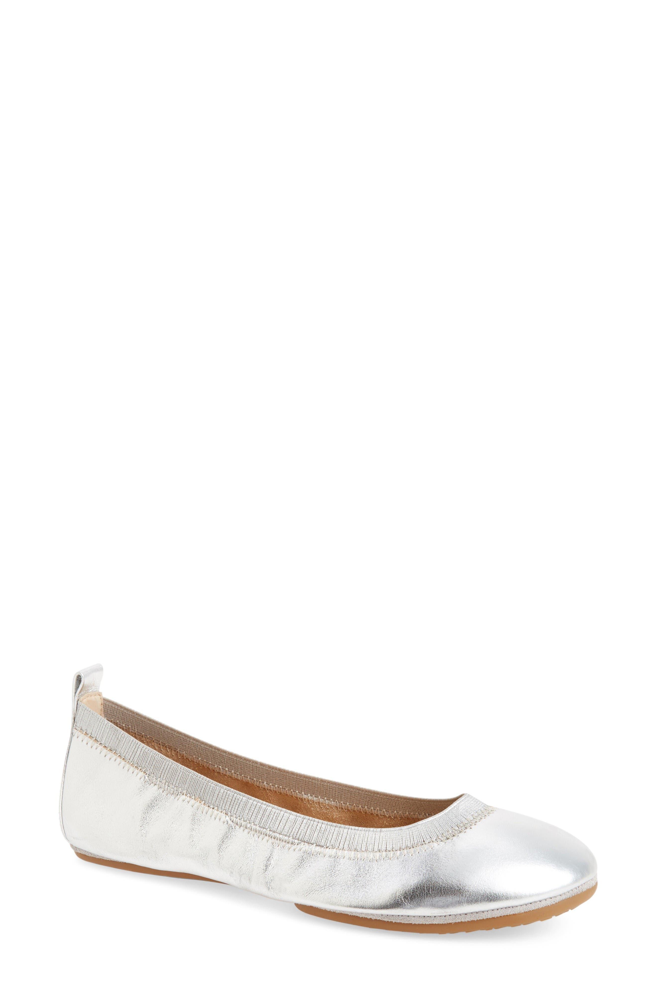 Yosi Samra Samara 2.0 Foldable Ballet Flat (Women)