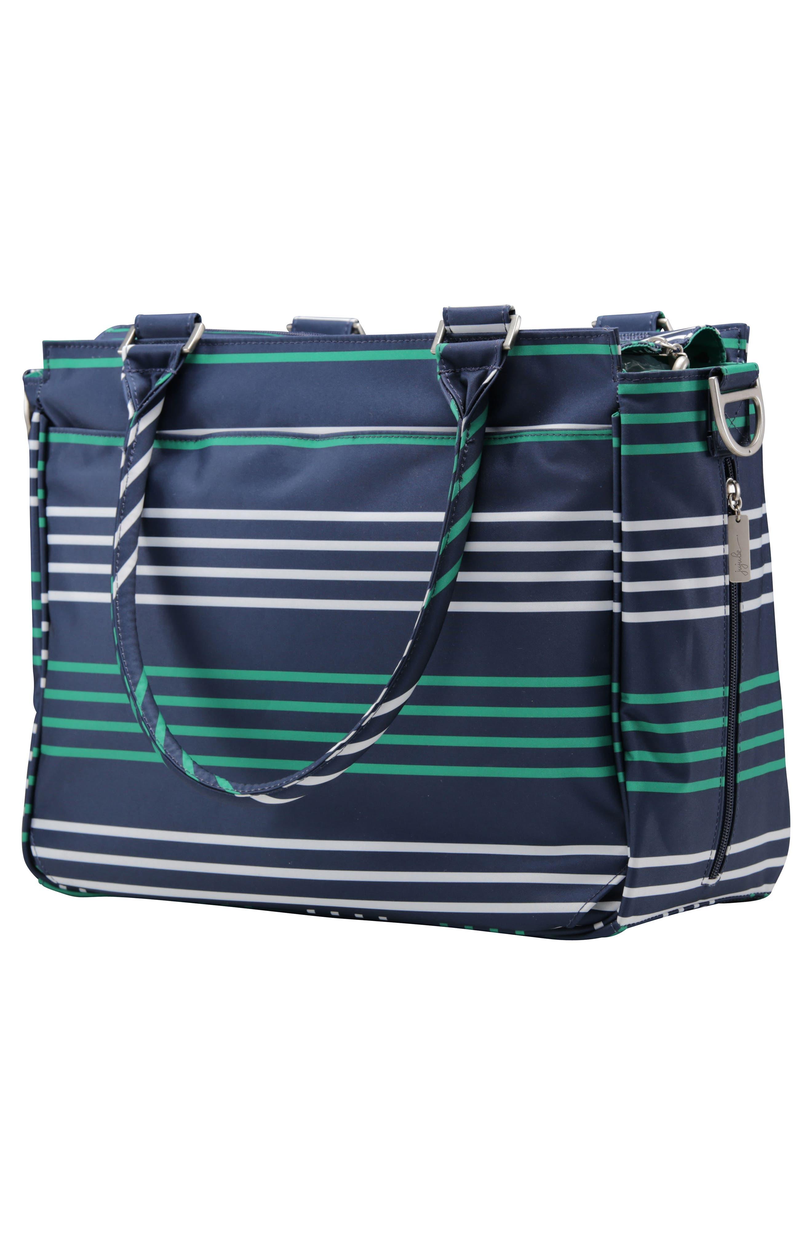 Alternate Image 2  - Ju-Ju-Be Be Classy - Coastal Collection Diaper Bag