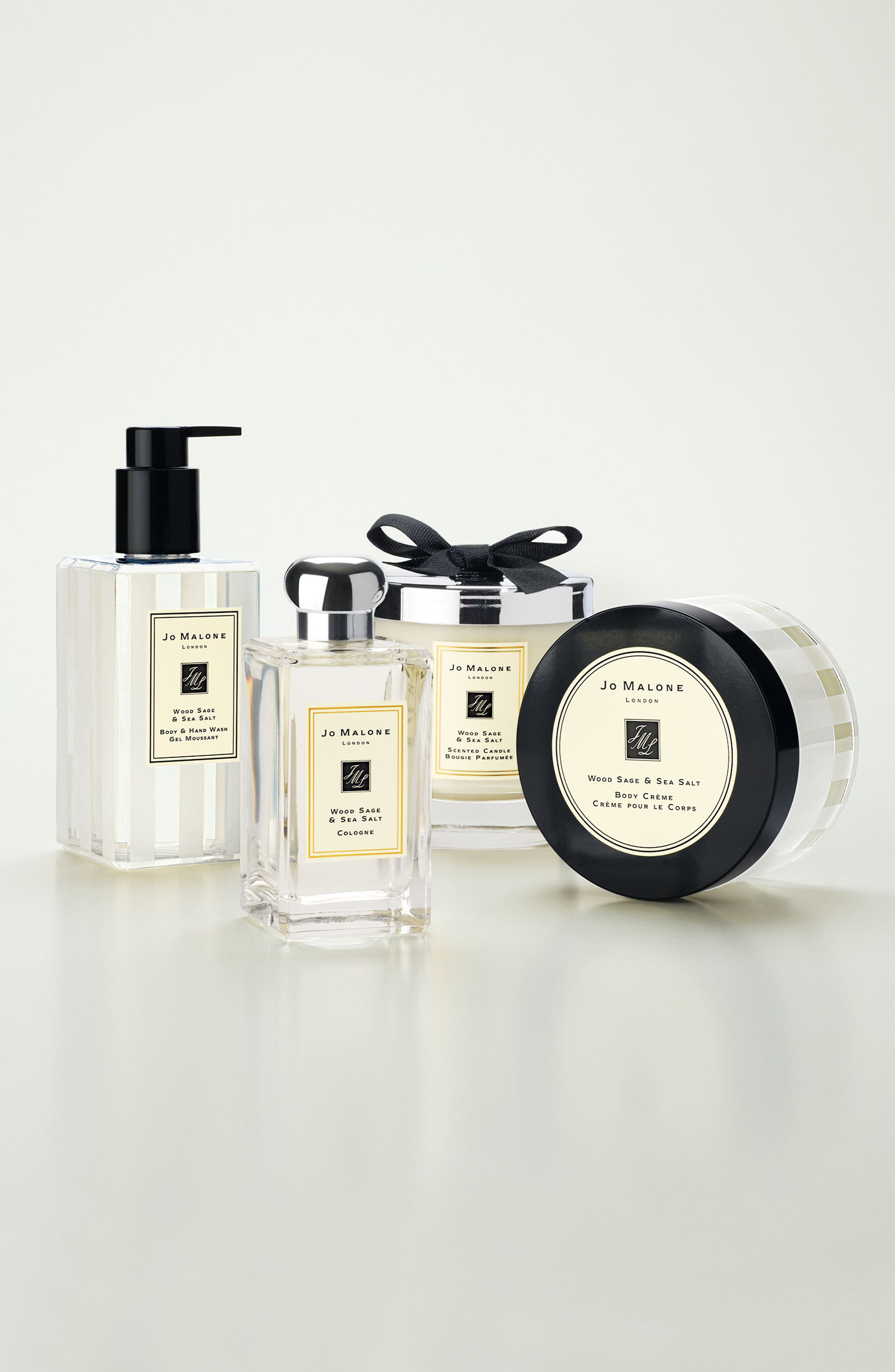 Alternate Image 5  - Jo Malone London™ Wood Sage & Sea Salt Body Cream