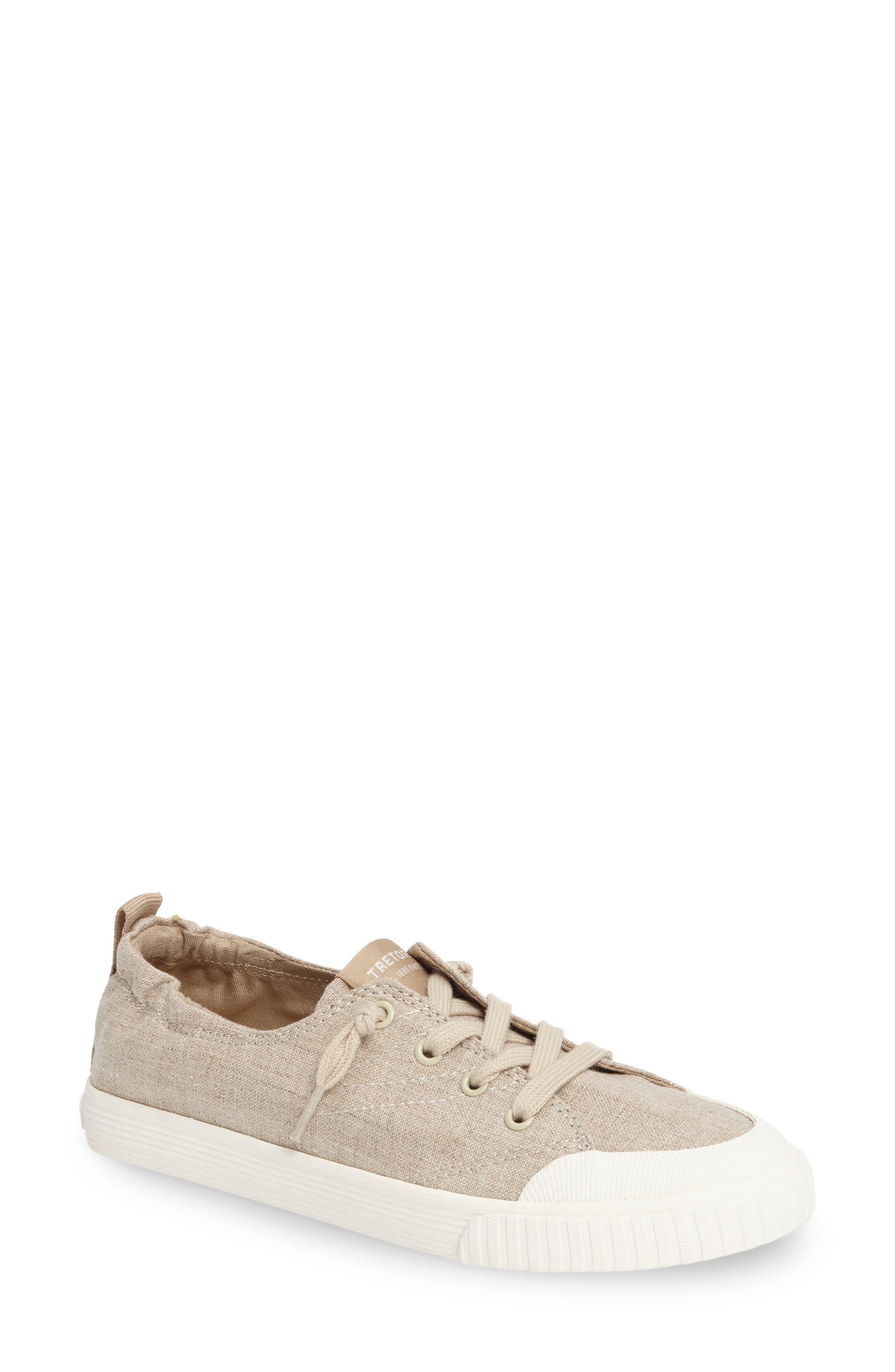 Alternate Image 1 Selected - Tretorn Meg Slip-On Sneaker (Women)