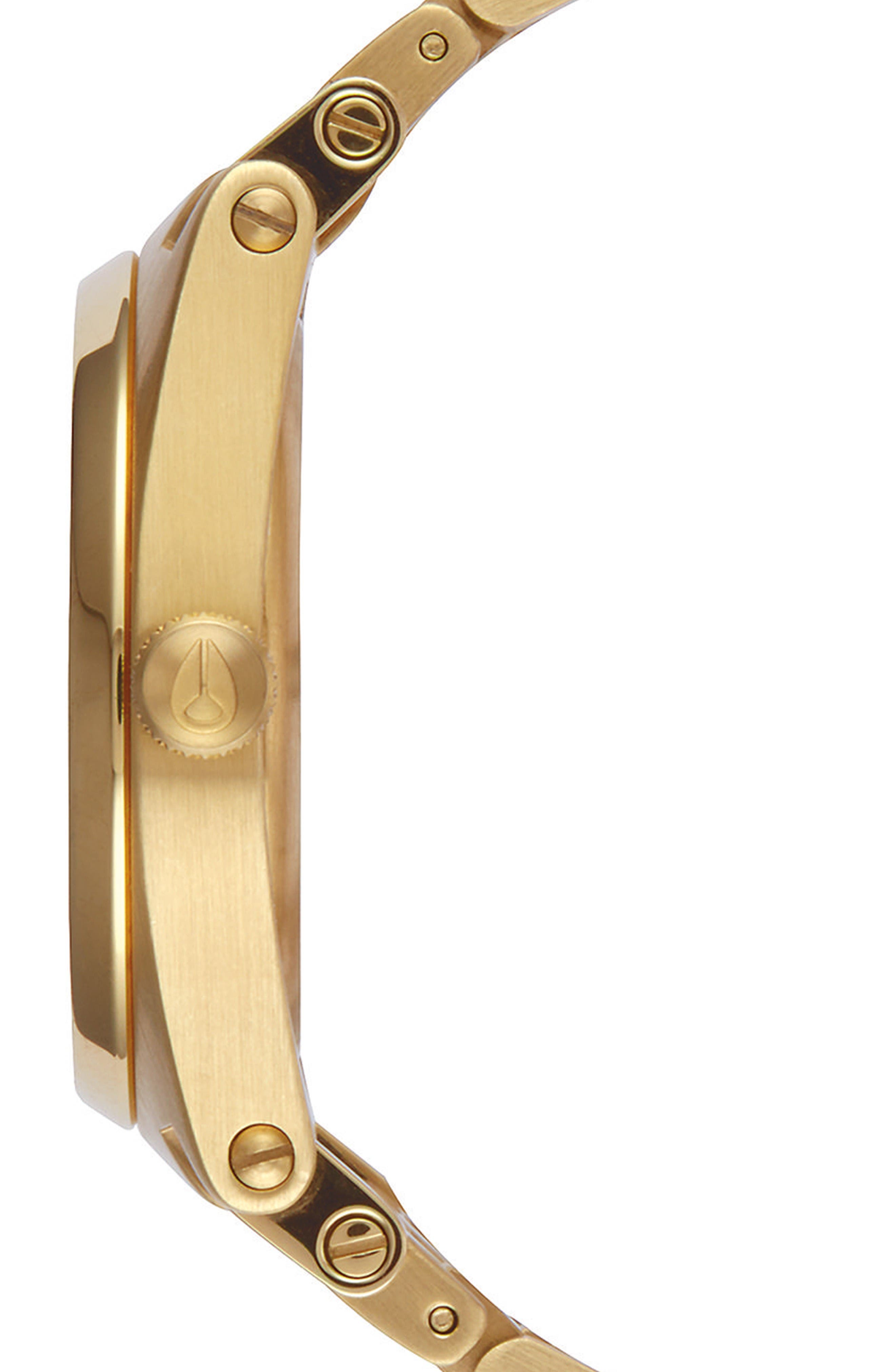 Alternate Image 3  - Nixon Jane Bracelet Watch, 36mm