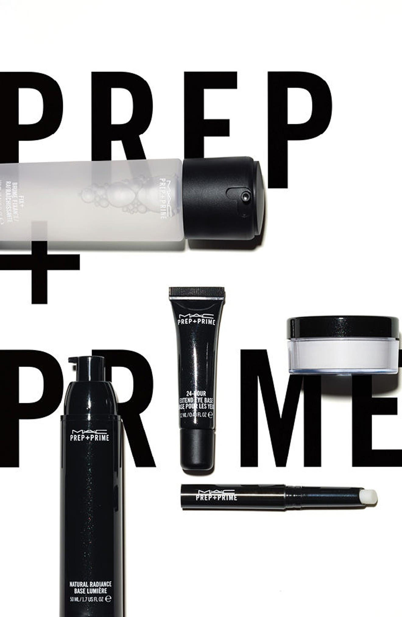 MAC Prep + Prime Transparent Finishing Powder,                             Alternate thumbnail 3, color,                             No Color