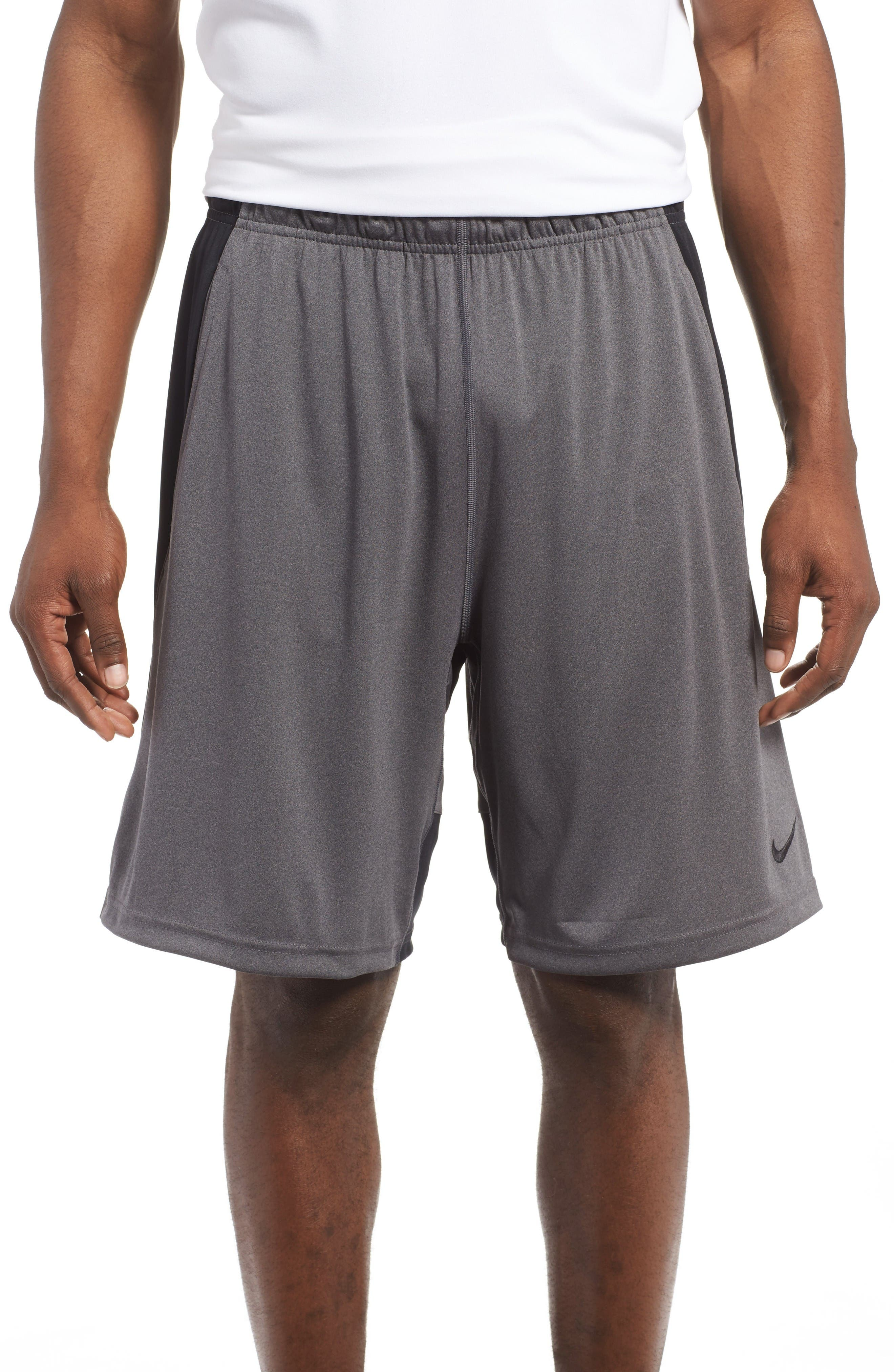 Alternate Image 1 Selected - Nike 'Fly' Dri-FIT Training Shorts