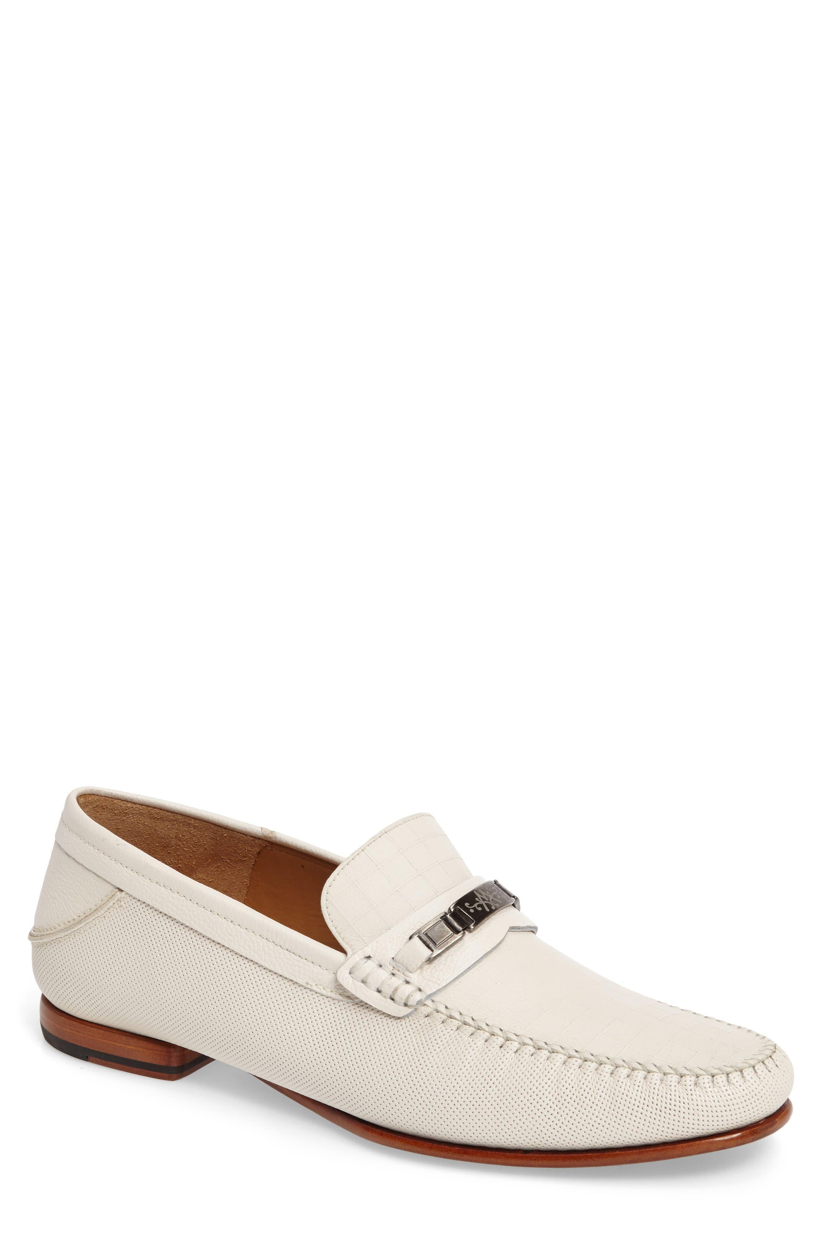 Mezlan Hutton Bit Loafer (Men)