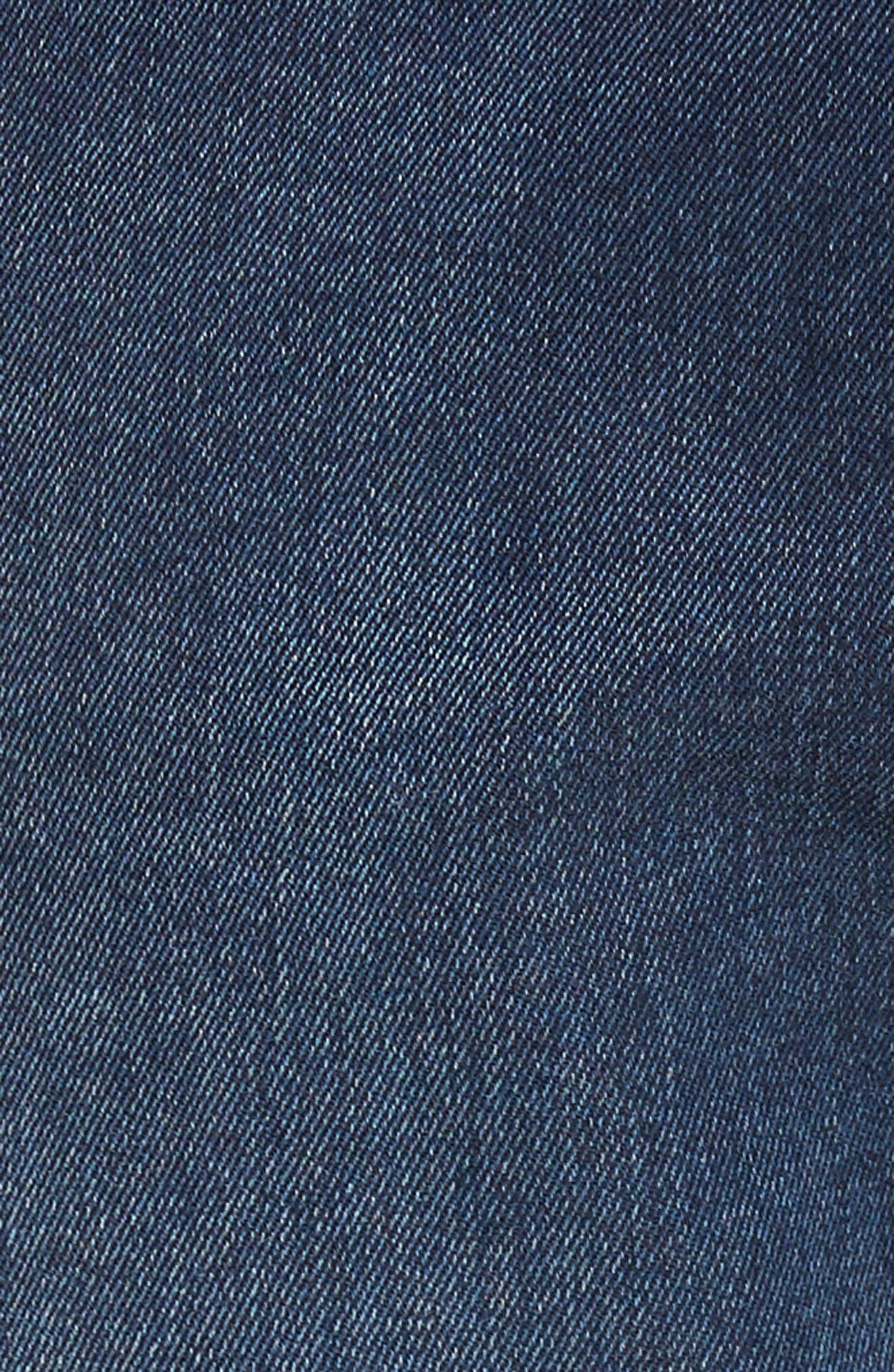Alternate Image 5  - BOSS Delaware Slim Fit Jeans