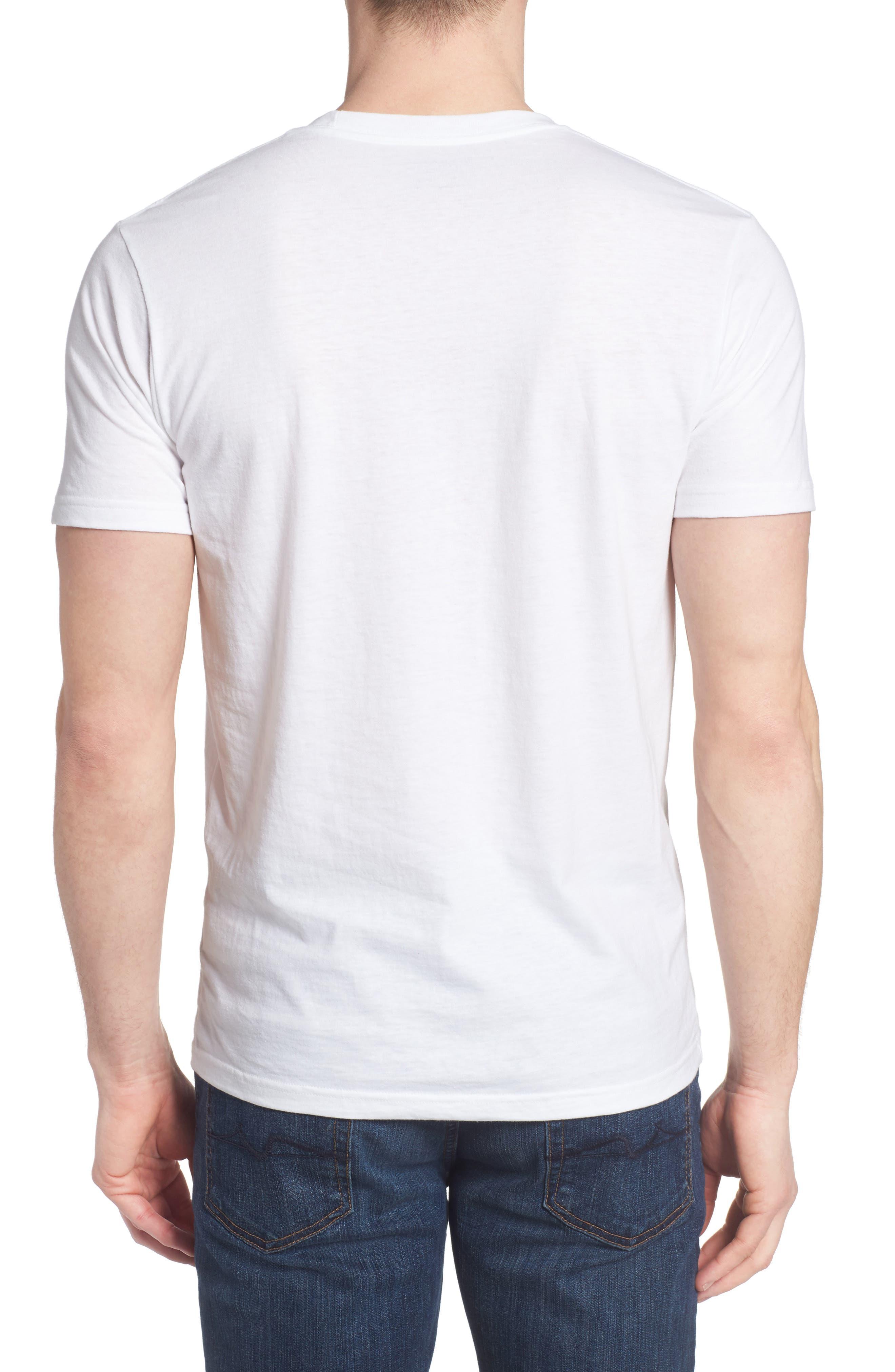 Alternate Image 2  - Patagonia '73 Logo Regular Fit T-Shirt