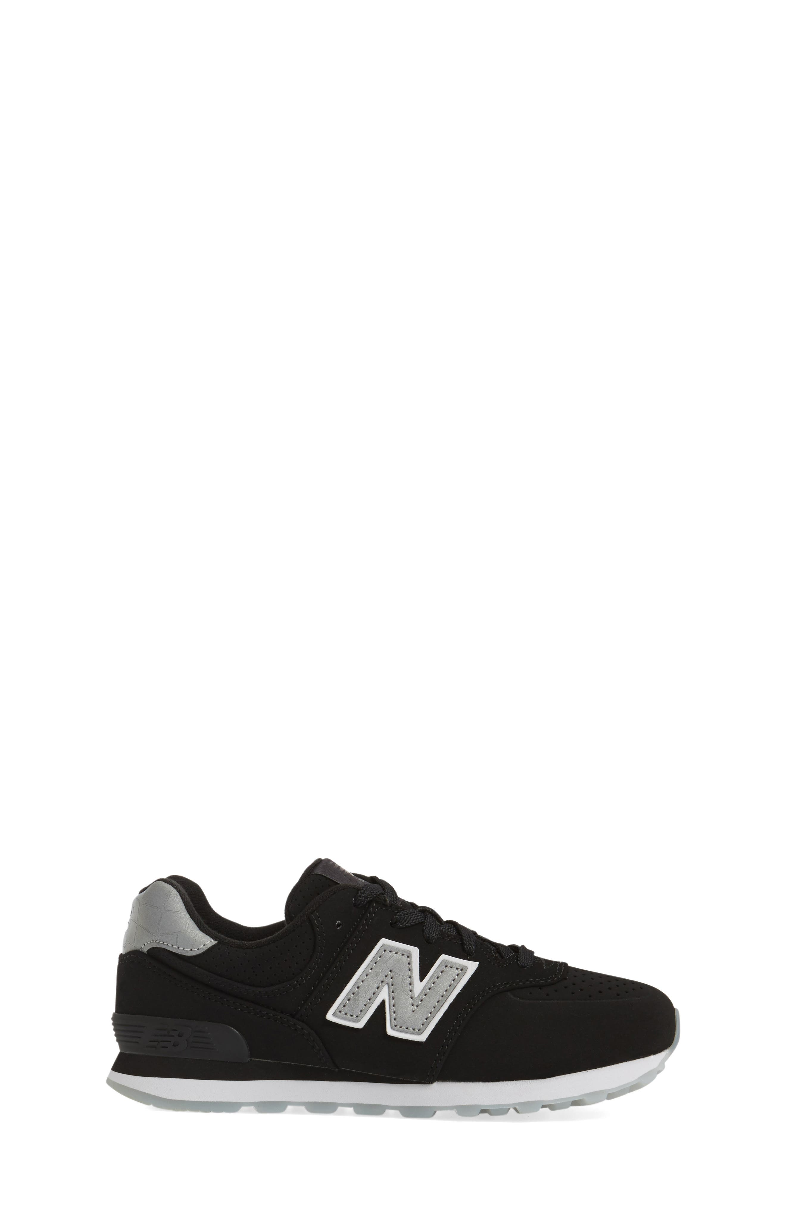 Alternate Image 3  - New Balance 574 Core Plus Sneaker (Baby, Walker, Toddler, Little Kid, Big Kid)