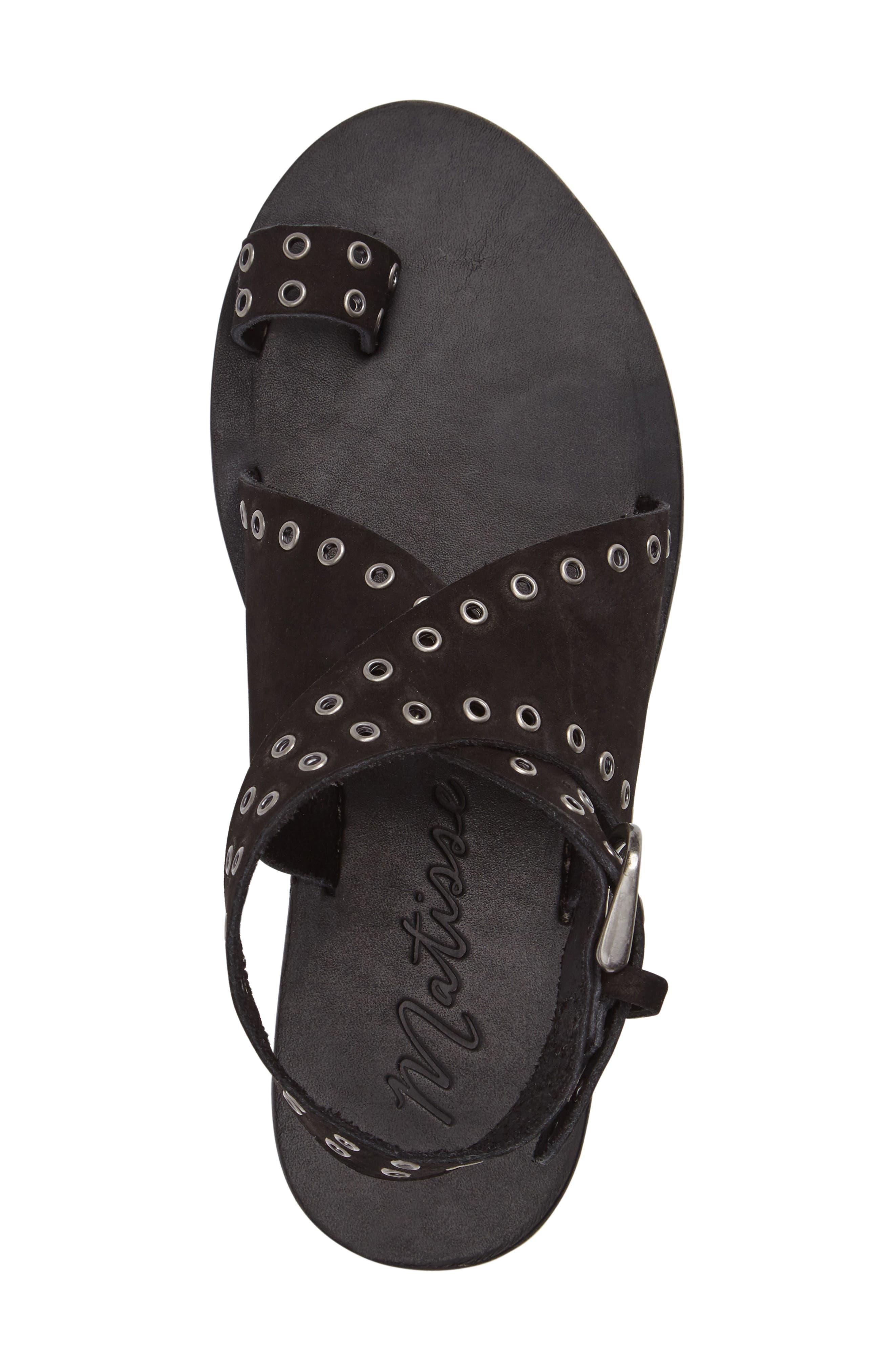Alternate Image 5  - Matisse Starling Grommet Sandal (Women)