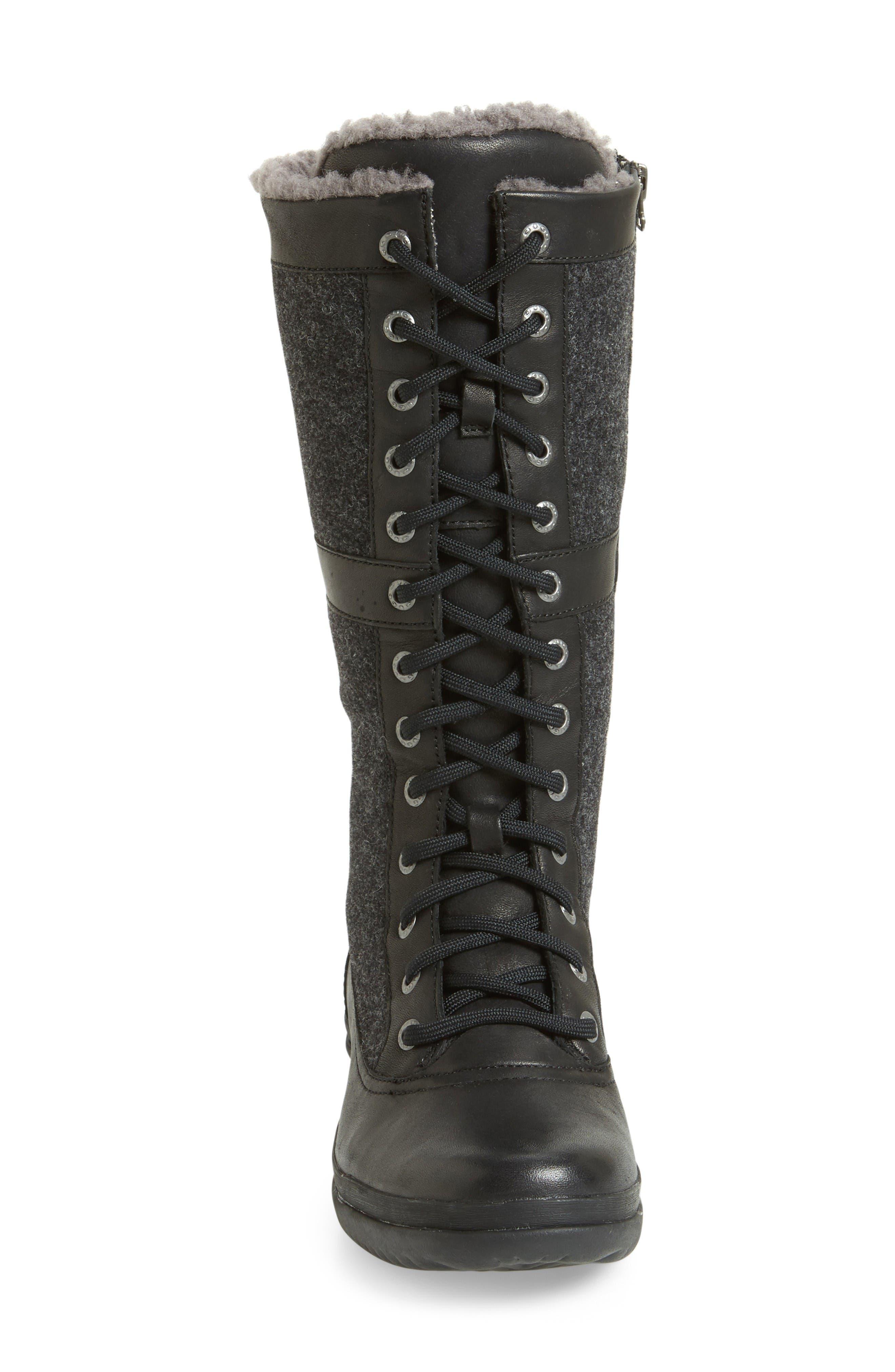 Alternate Image 4  - UGG® Elvia Waterproof Tall Boot