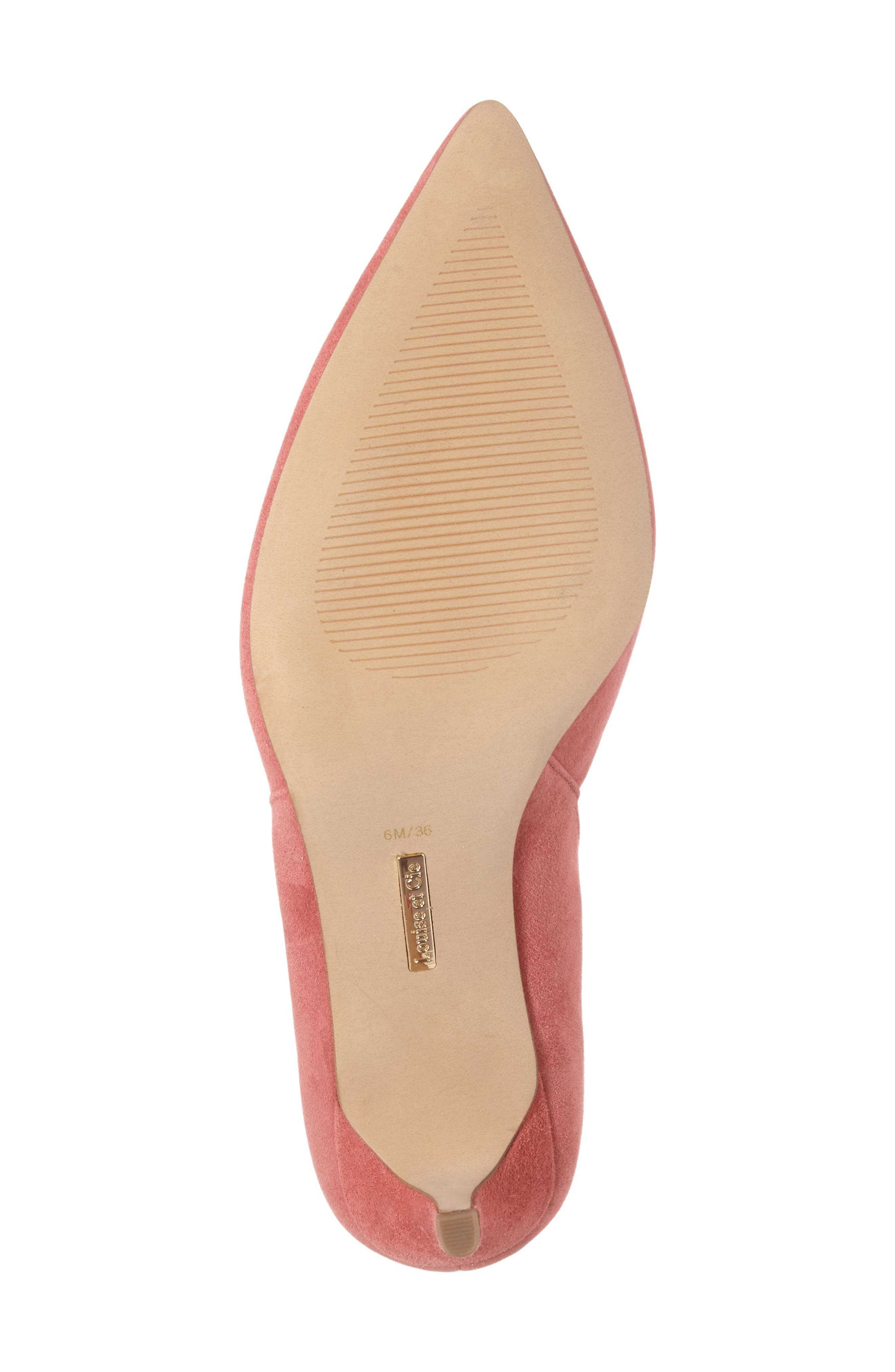 Alternate Image 6  - Louise et Cie Jacee Pointy Toe Pump (Women)
