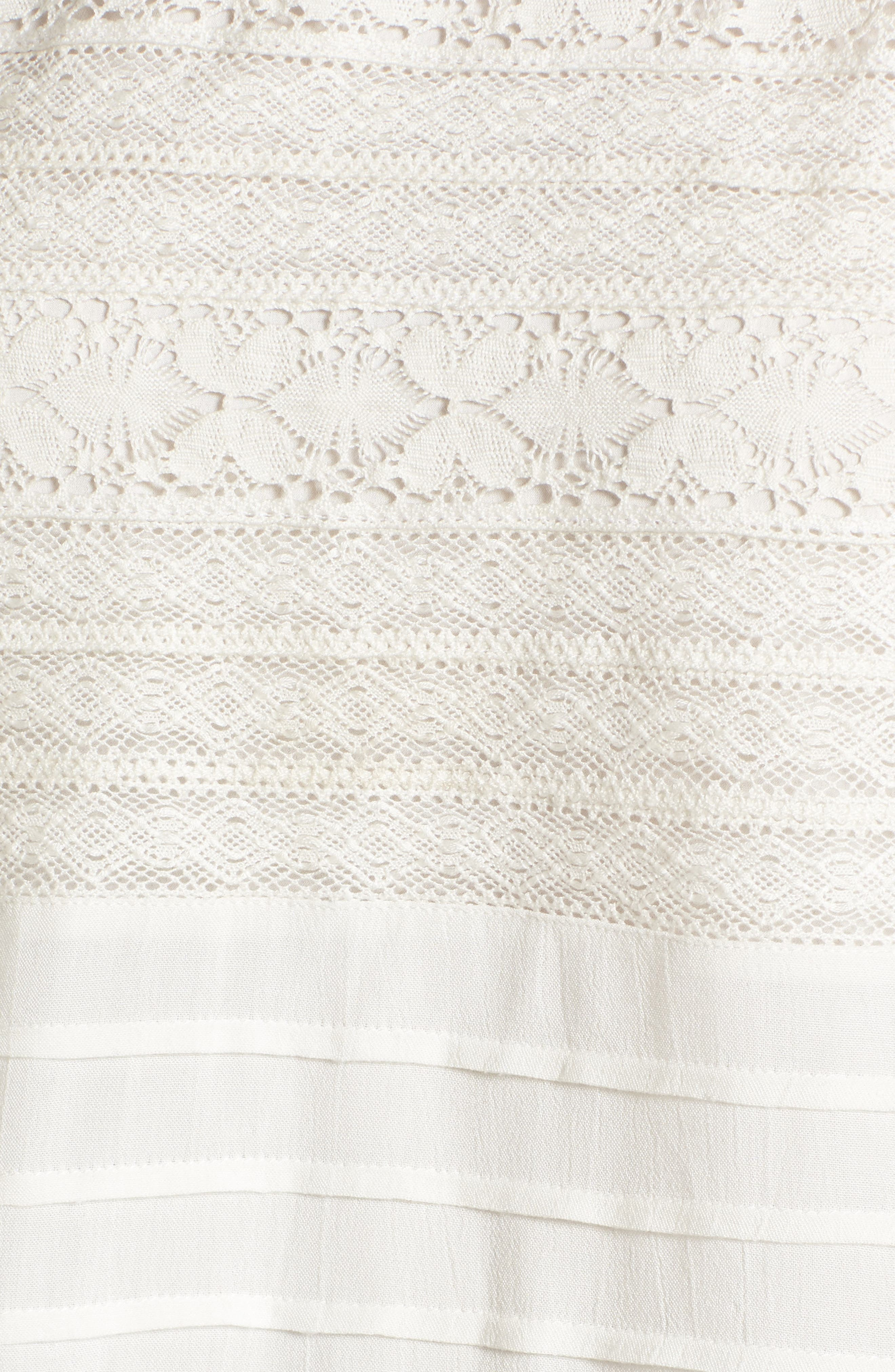 Alternate Image 5  - Hinge Lace Shift Dress