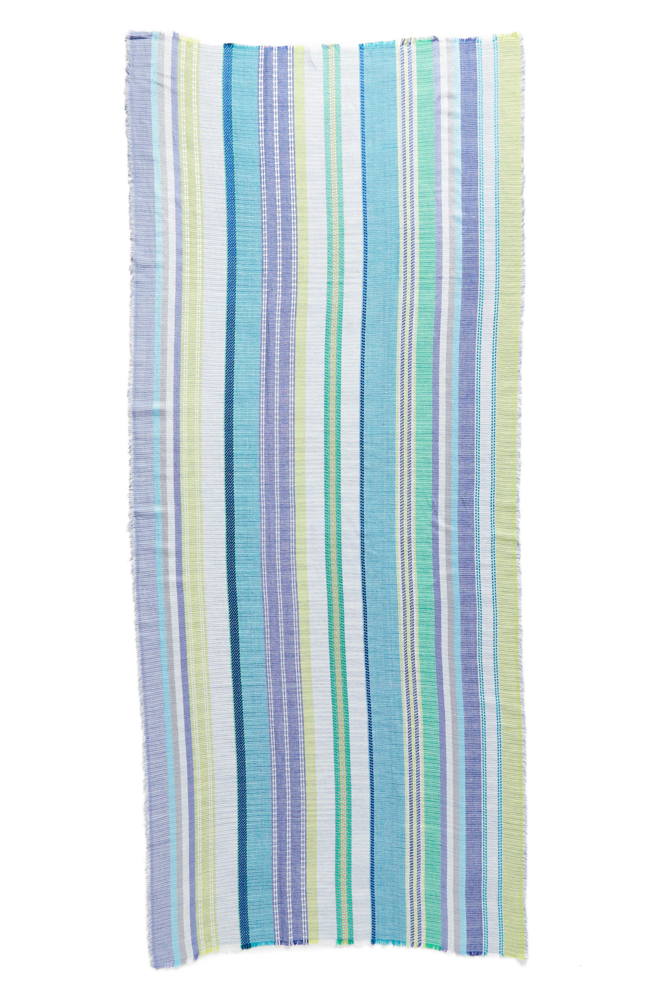 Alternate Image 2  - Collection XIIX Cabana Stripe Scarf
