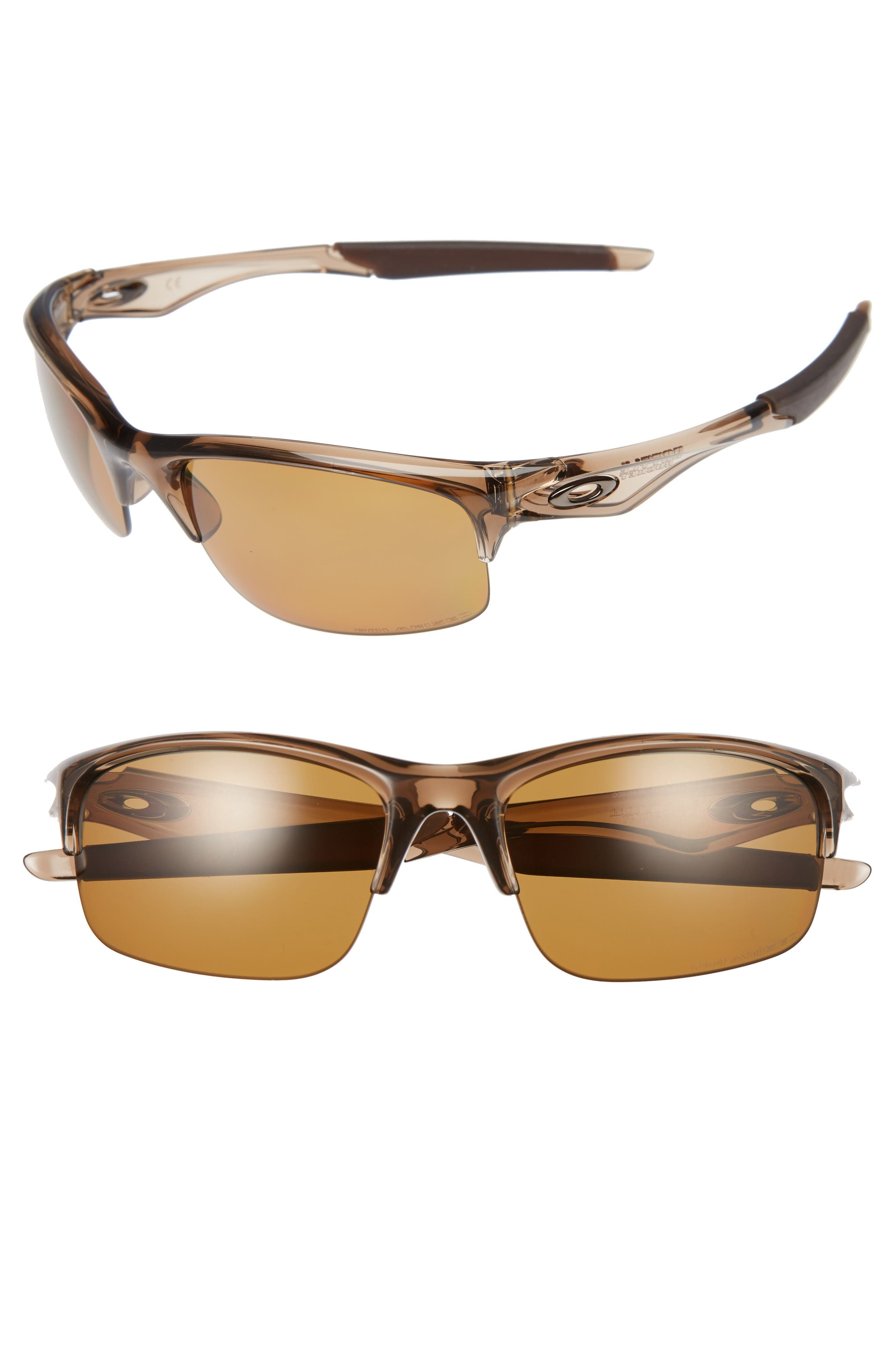 Bottle Rocket 62mm Polarized Sunglasses,                             Main thumbnail 1, color,                             Brown