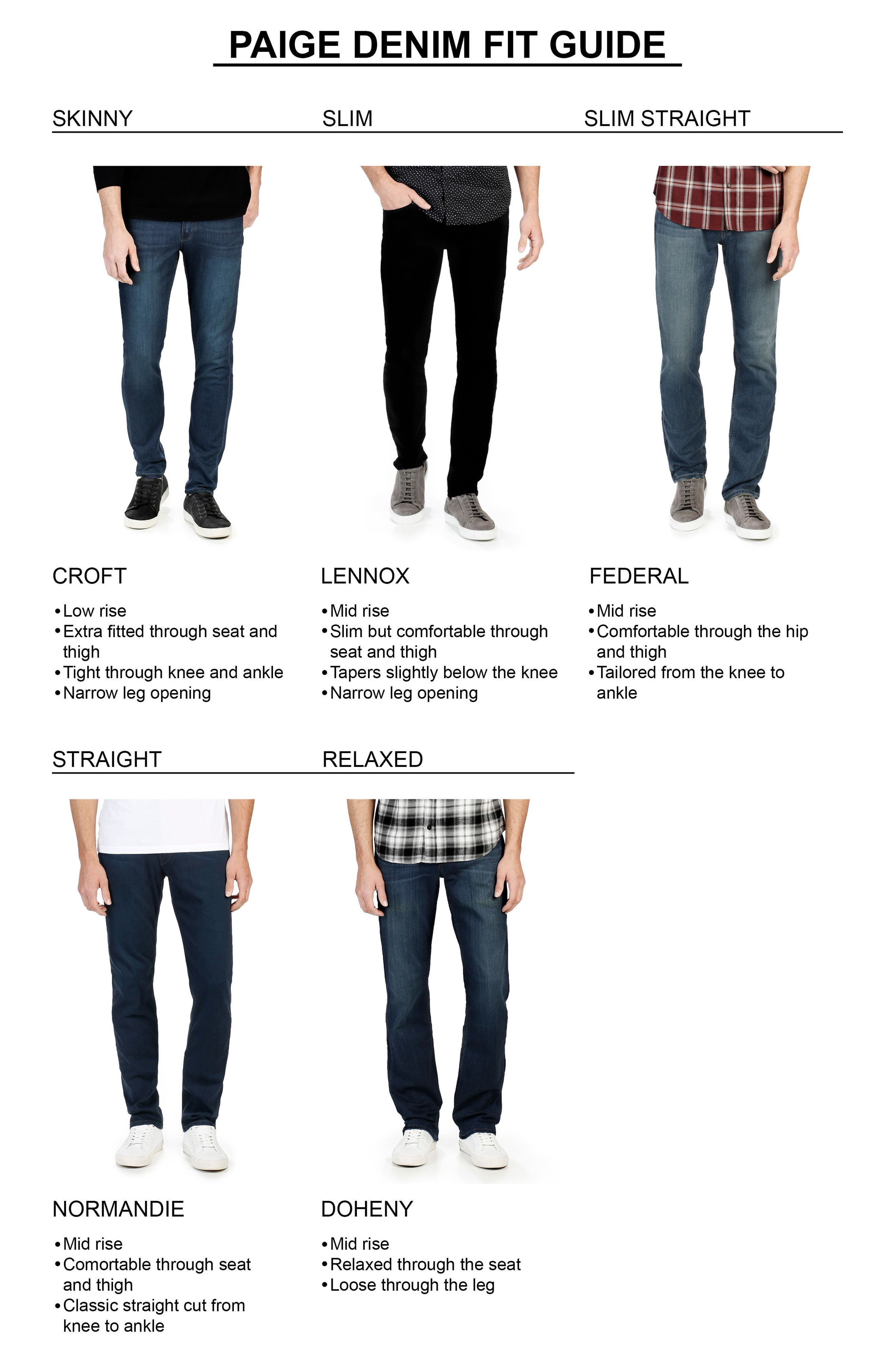 Alternate Image 5  - PAIGE Transcend - Federal Slim Straight Leg Jeans (Scott)
