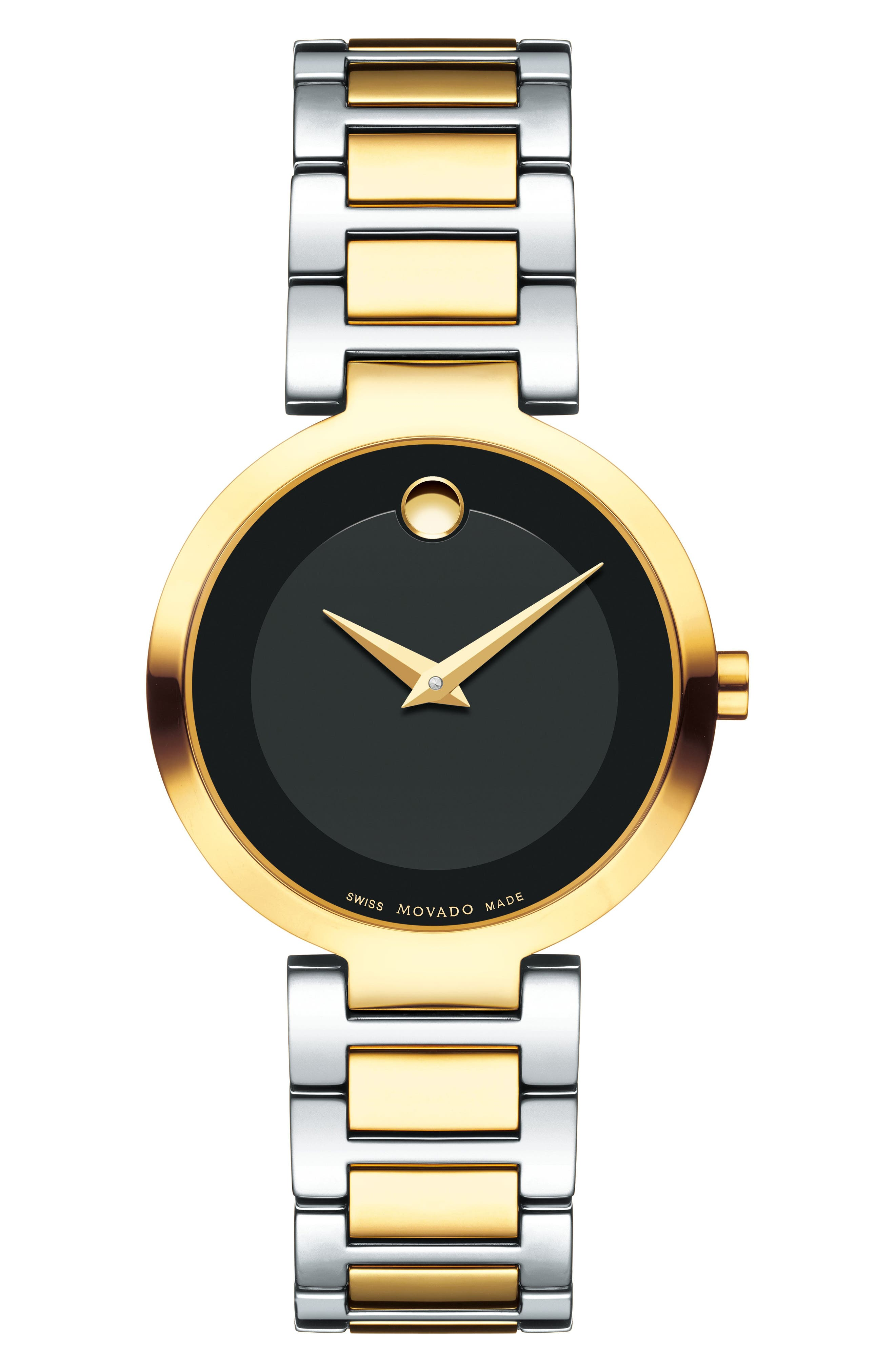 Main Image - Movado Modern Classic Bracelet Watch, 28mm