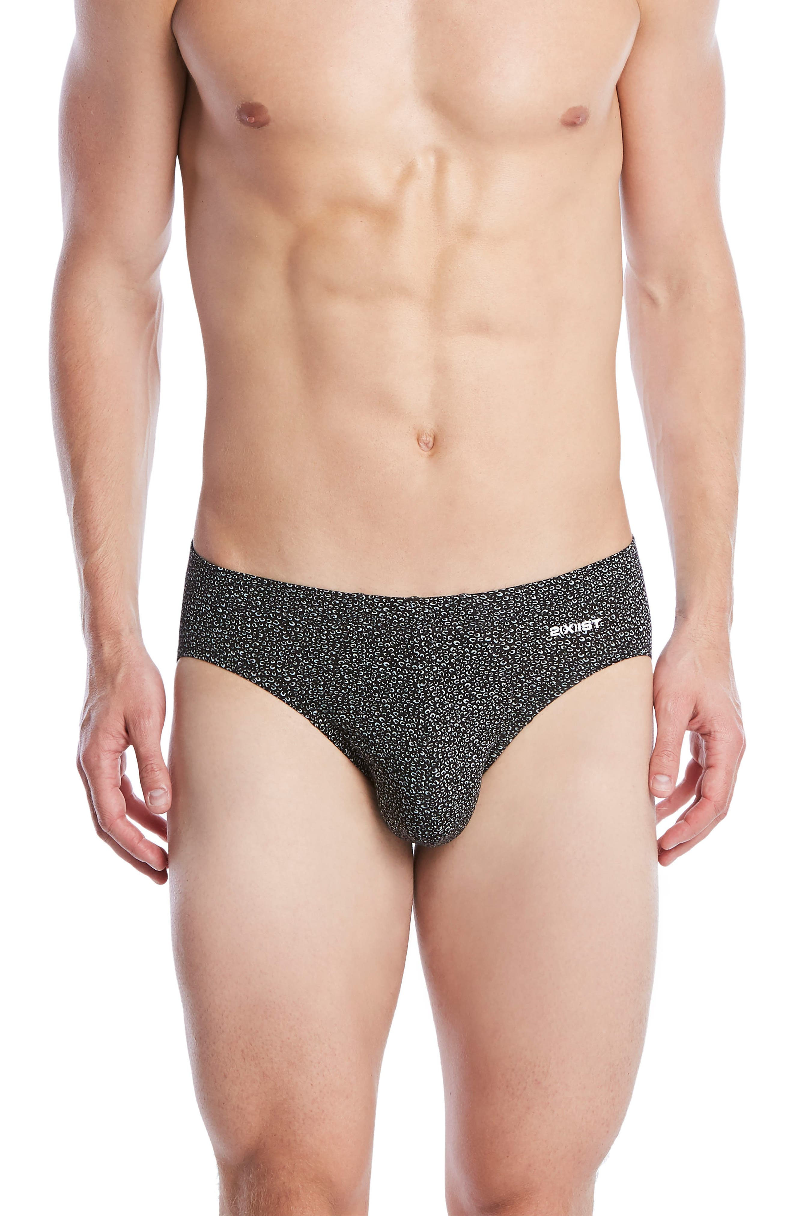 Mod Stretch Bikini Briefs,                         Main,                         color, Mini Leopard