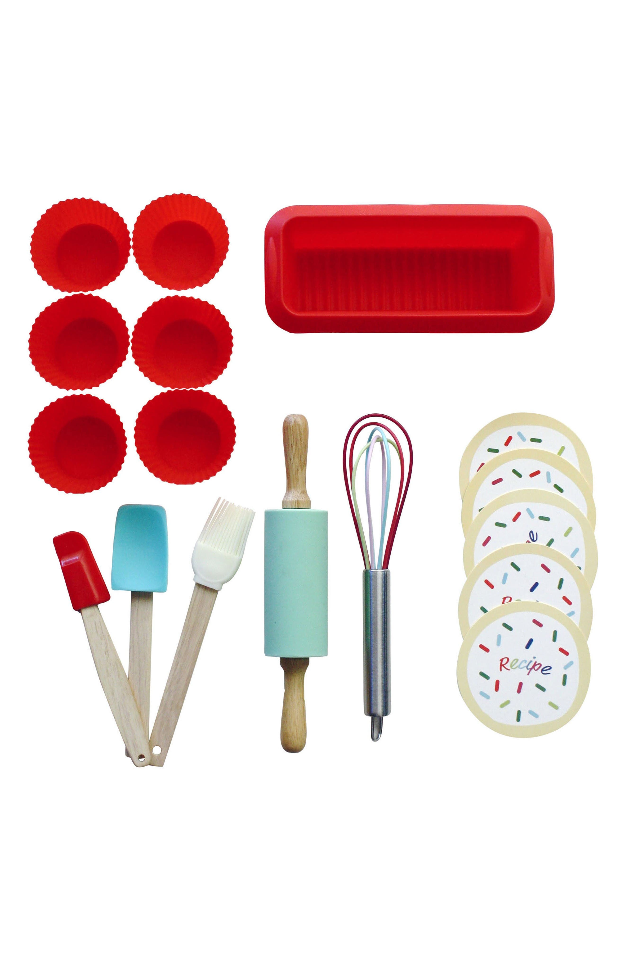 Alternate Image 2  - Handstand Kids Intro to Baking Kit & Apron Set