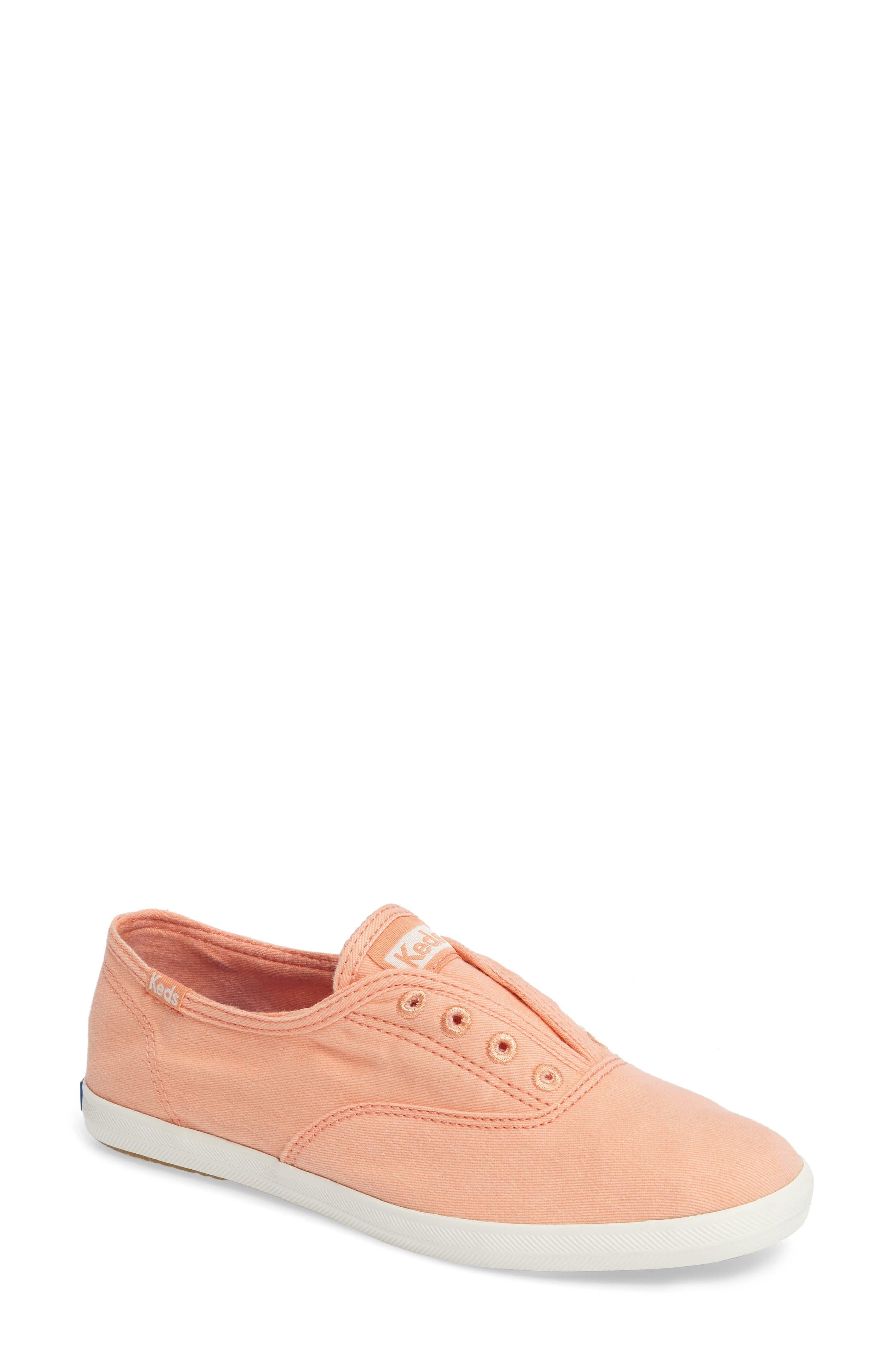 Alternate Image 1 Selected - Keds® 'Chillax' Ripstop Slip-On Sneaker (Women)