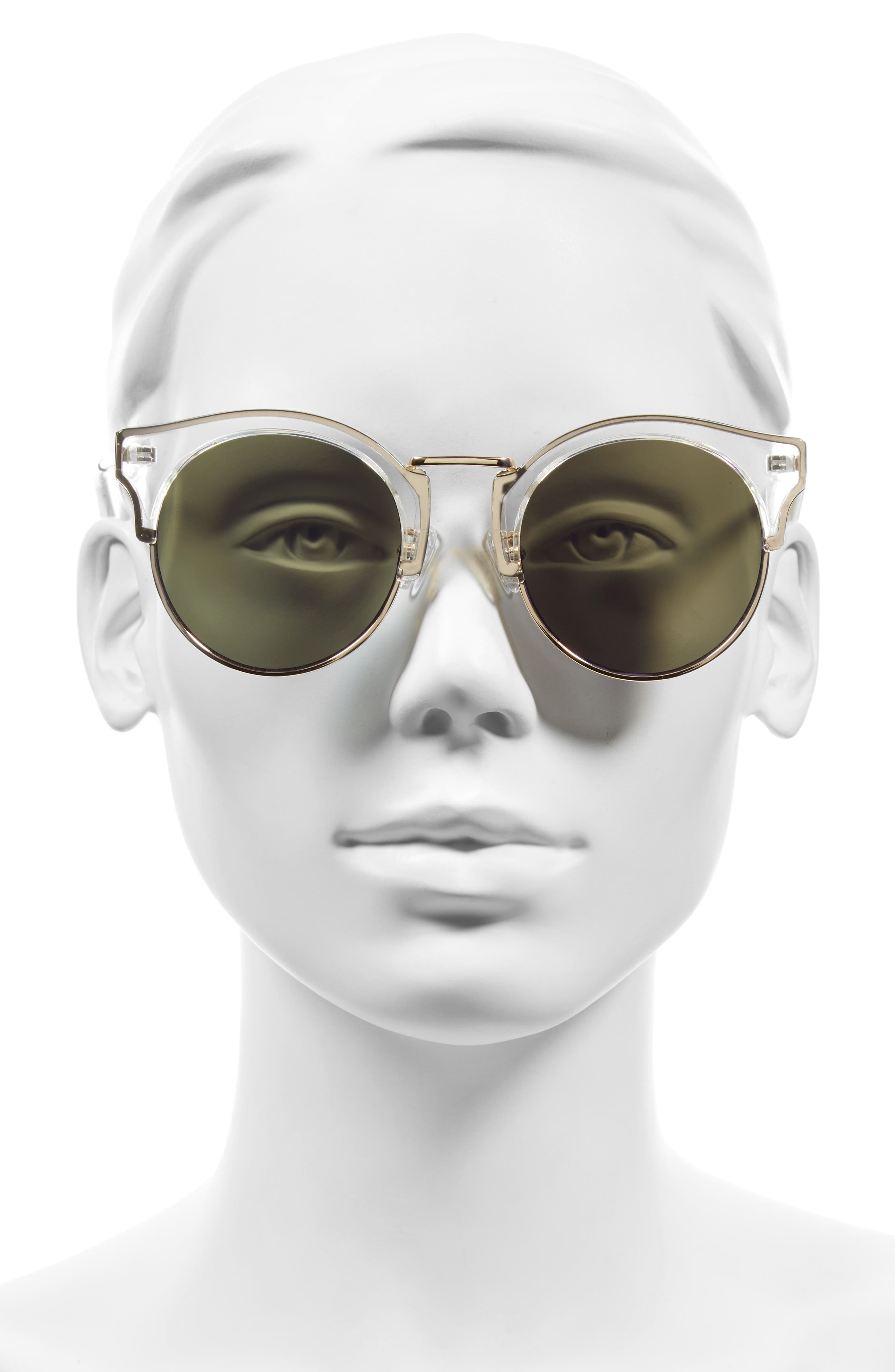 Alternate Image 2  - Bonnie Clyde Broadway 51mm Retro Sunglasses