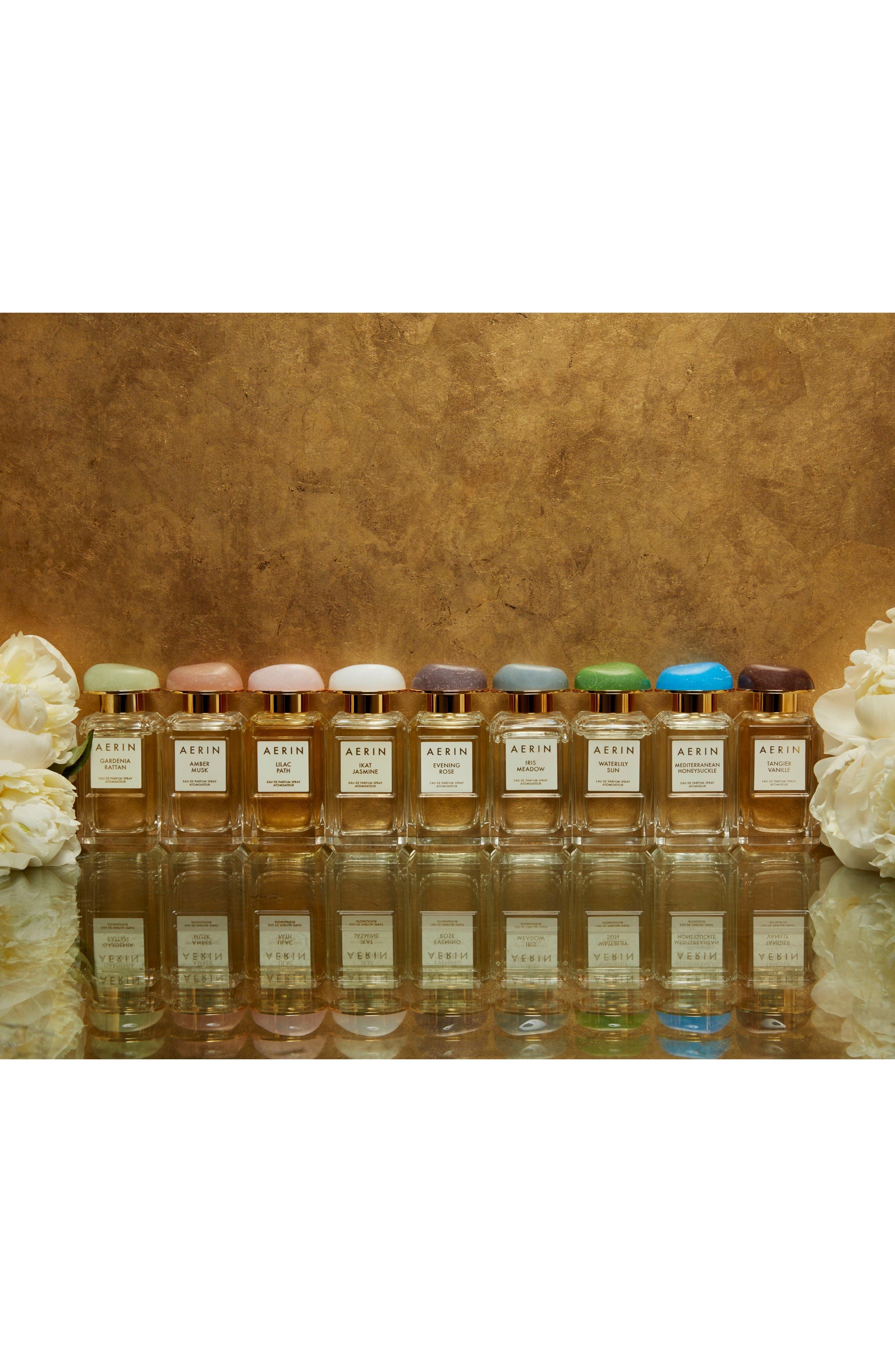 AERIN Beauty Mediterranean Honeysuckle Eau de Parfum,                             Alternate thumbnail 3, color,                             No Color