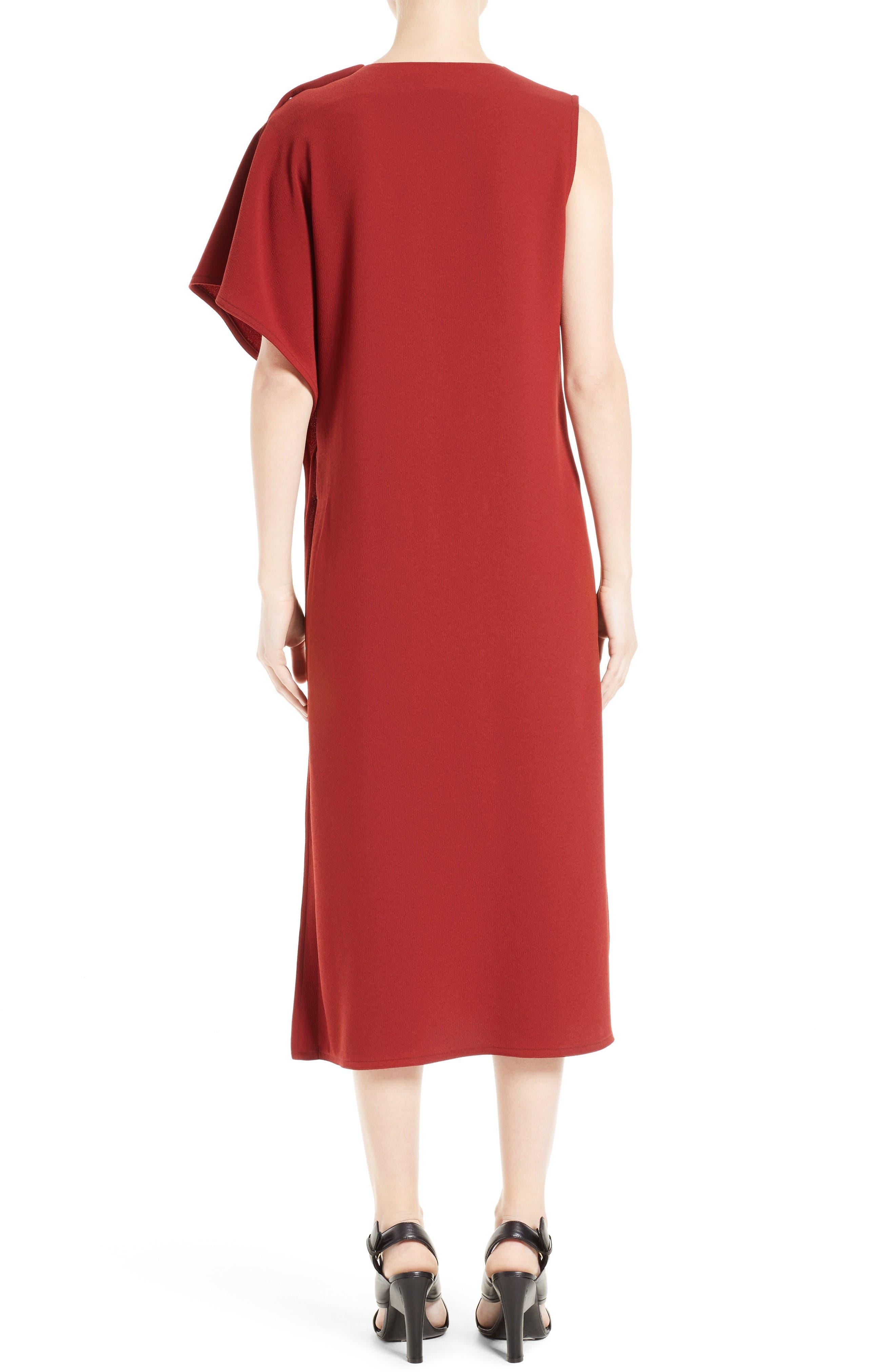 Alternate Image 2  - Marni Crepe Asymmetrical Dress