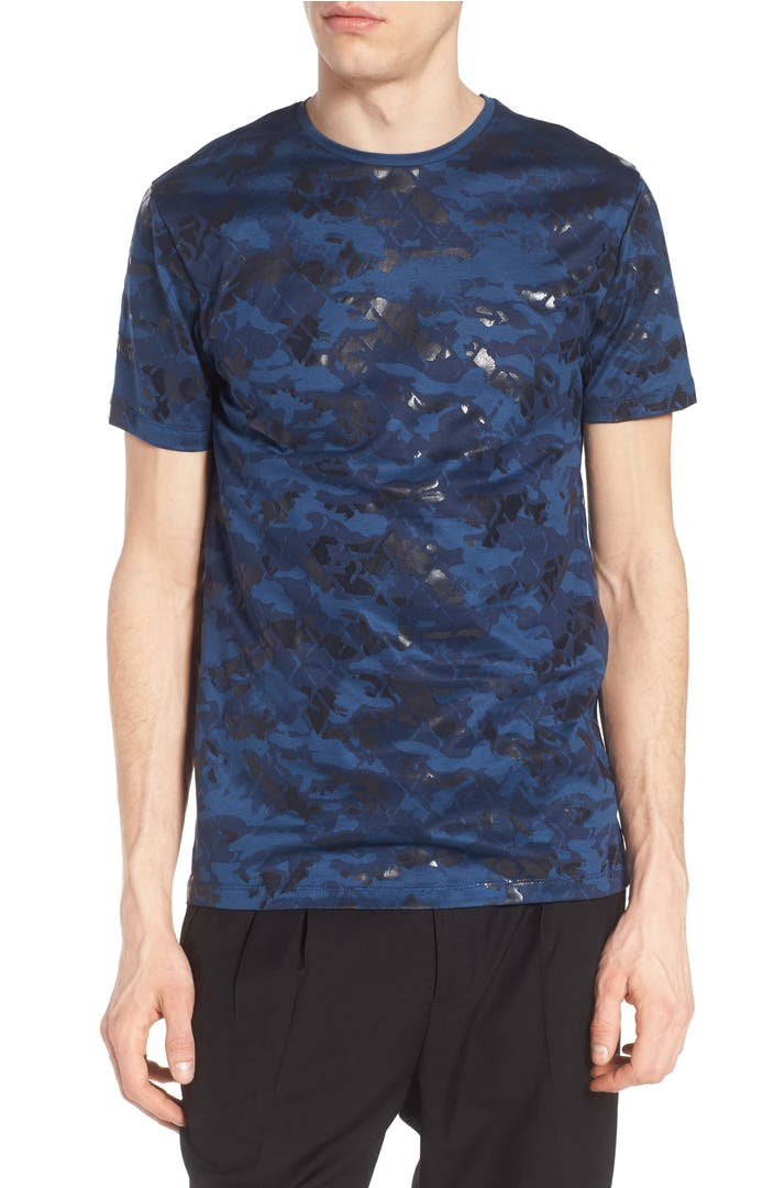 Antony morato camo print t shirt nordstrom for Camo print t shirt
