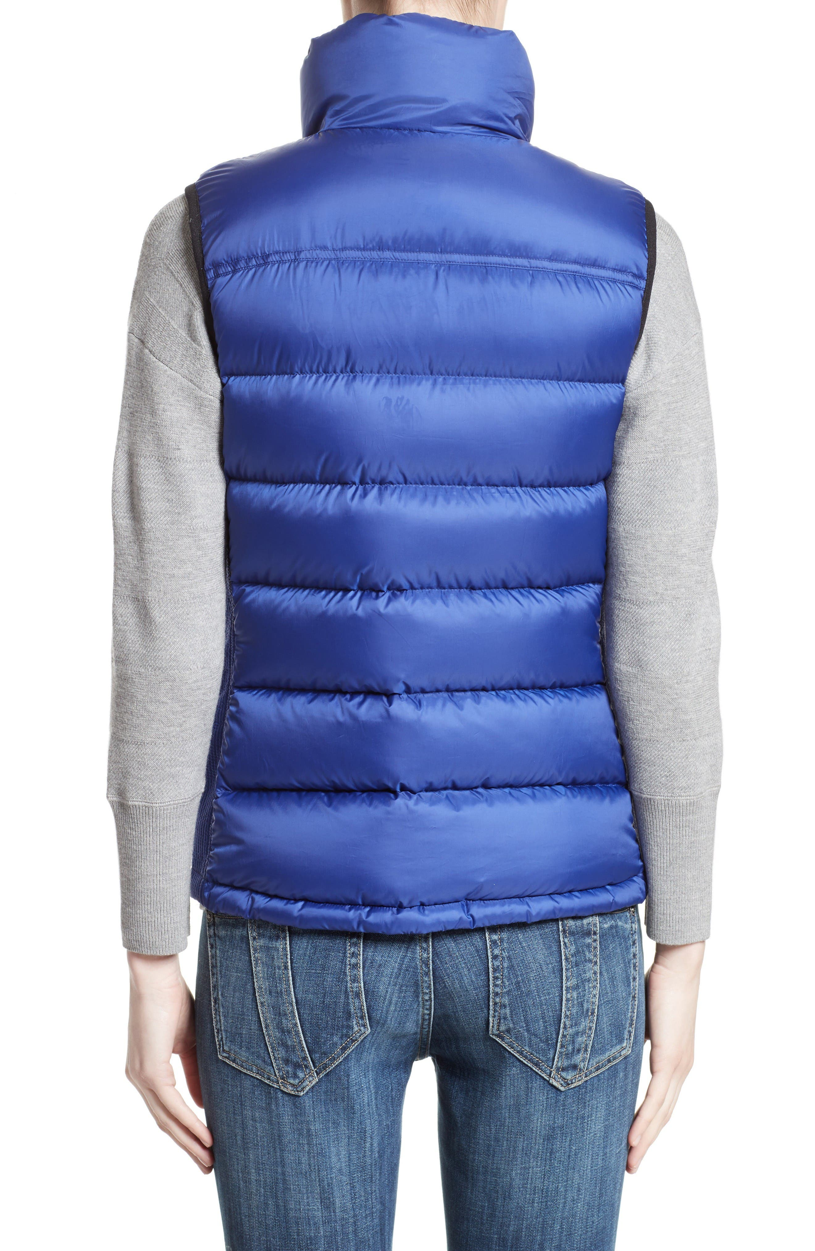 Alternate Image 2  - Burberry Bredon Quilted Puffer Vest