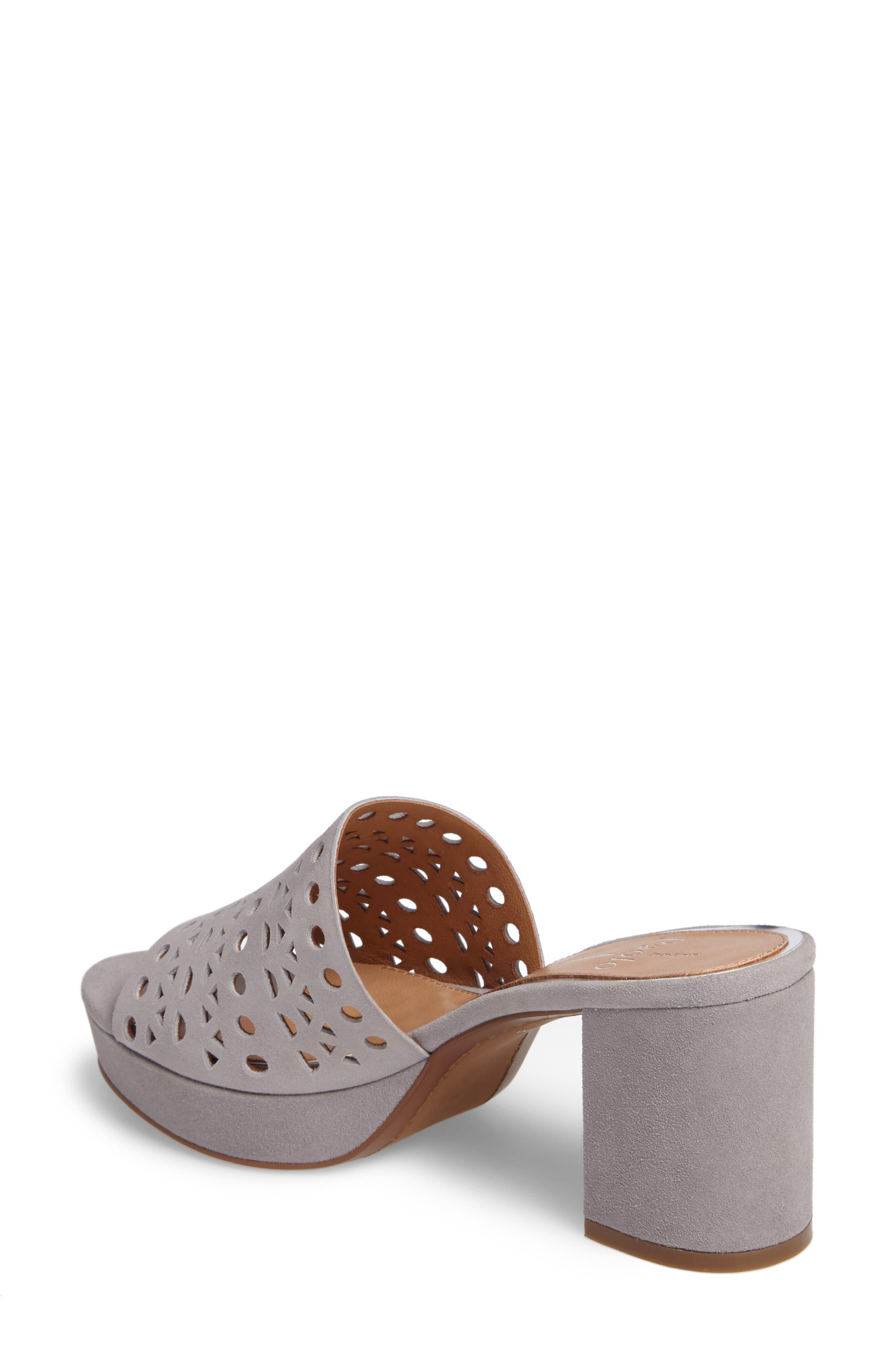 Alternate Image 2  - Linea Paolo Ofra Block Heel Mule (Women)