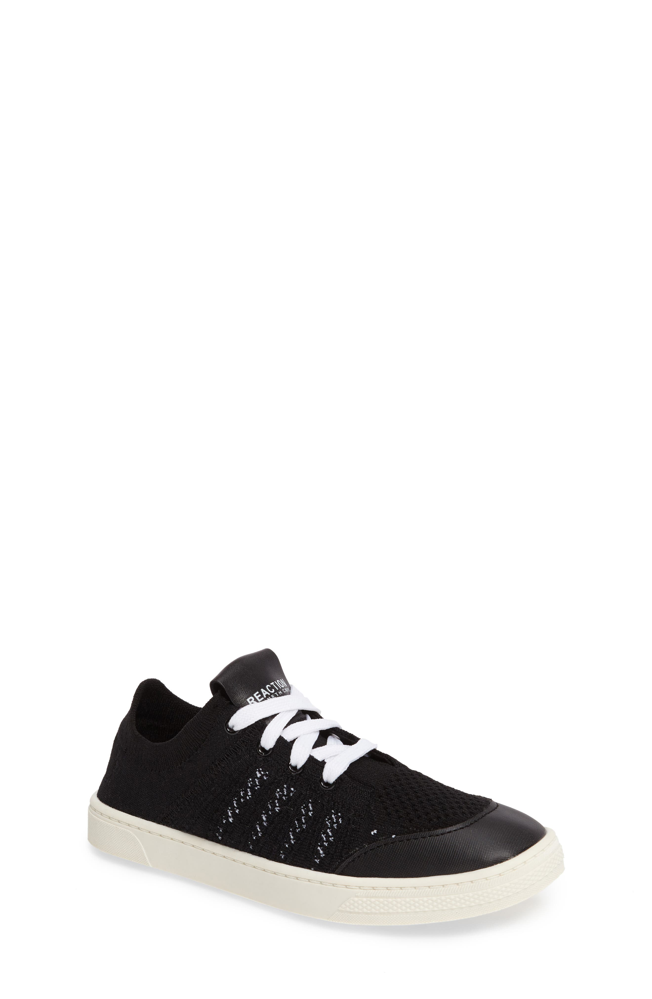 Kenneth Cole New York Kick Insight Woven Sneaker (Toddler, Little Kid & Big Kid)