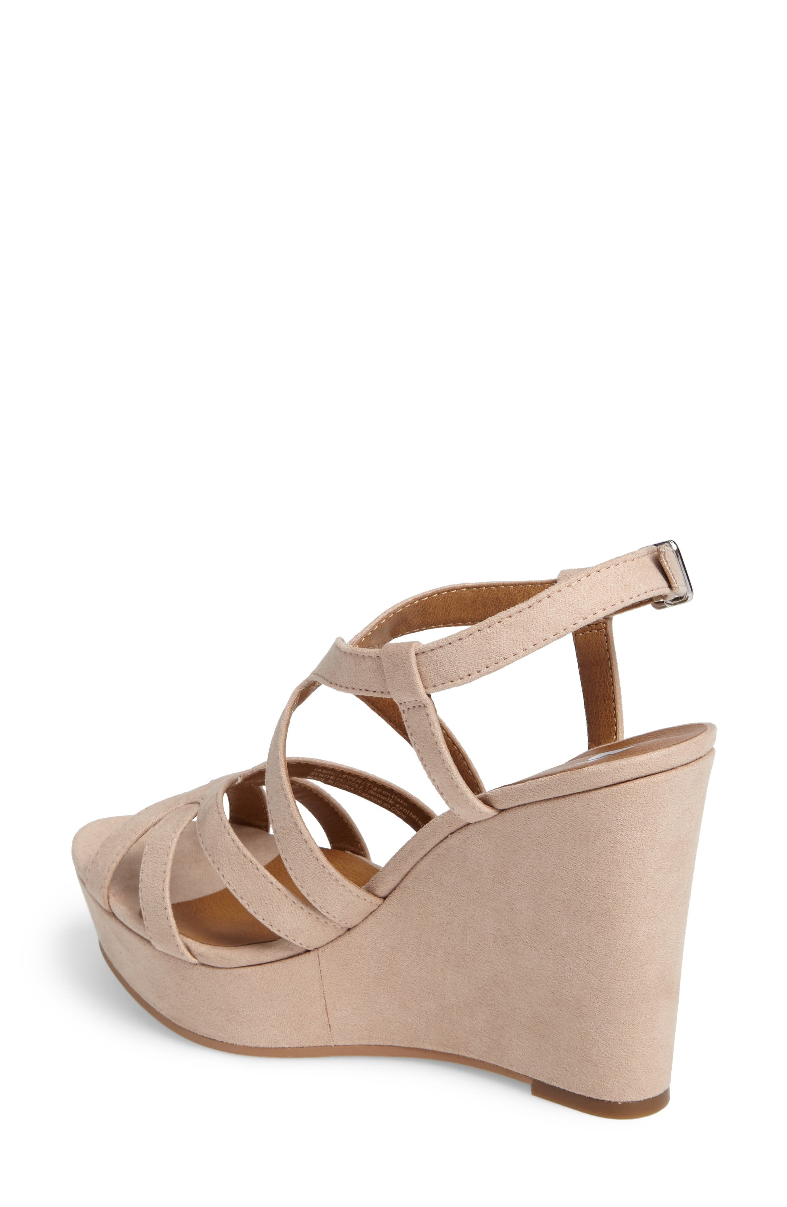 Alternate Image 2  - BP. Sky Wedge Sandal (Women)