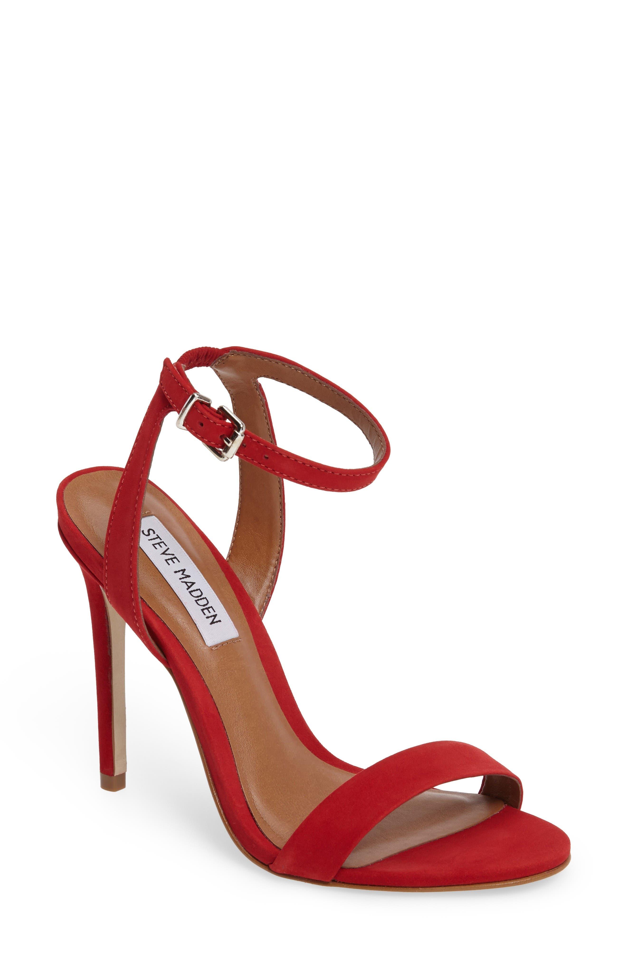 Red Womens Heels zR3FN5ER