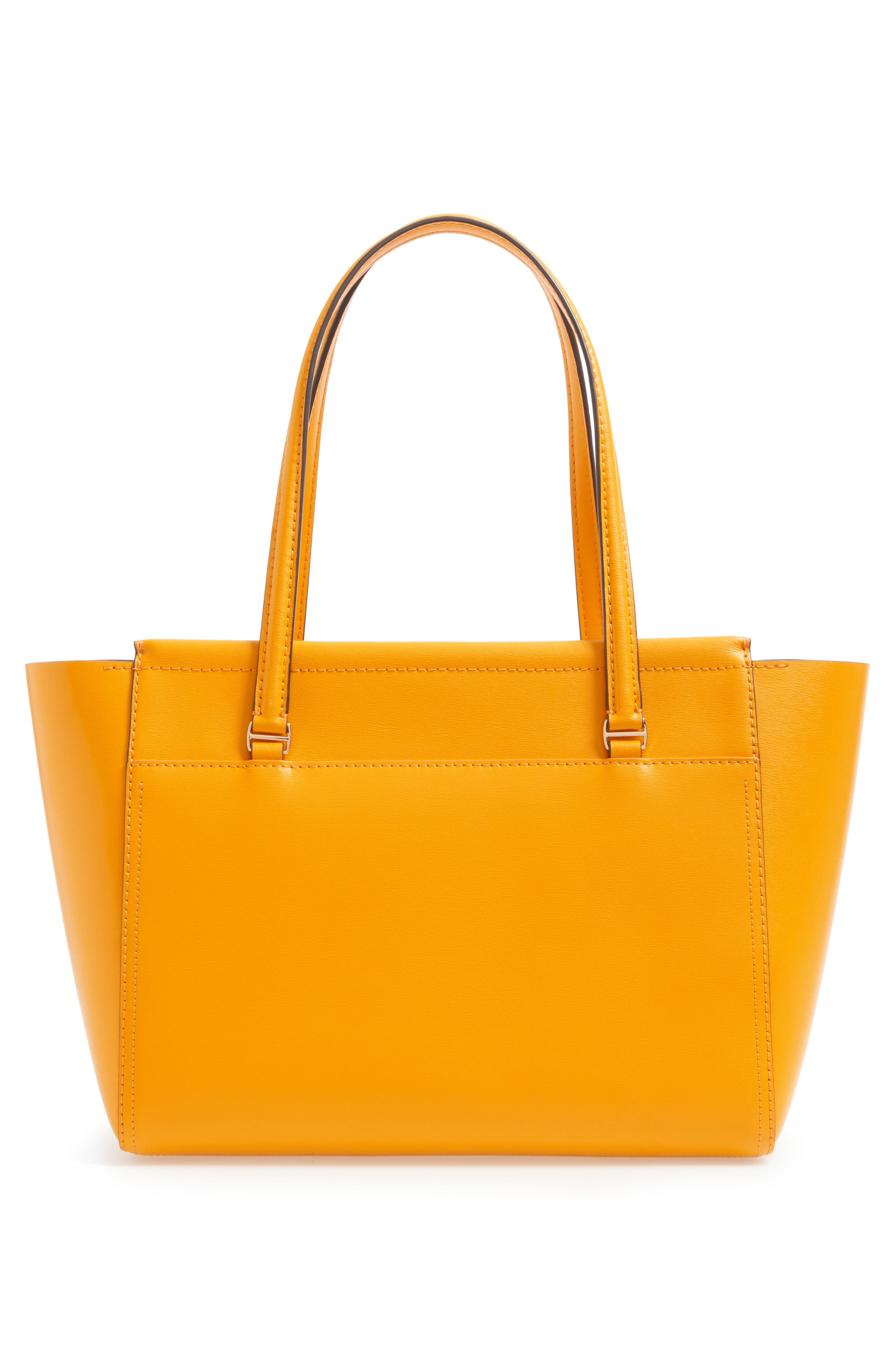Alternate Image 3  - Tory Burch Small Parker Leather Tote
