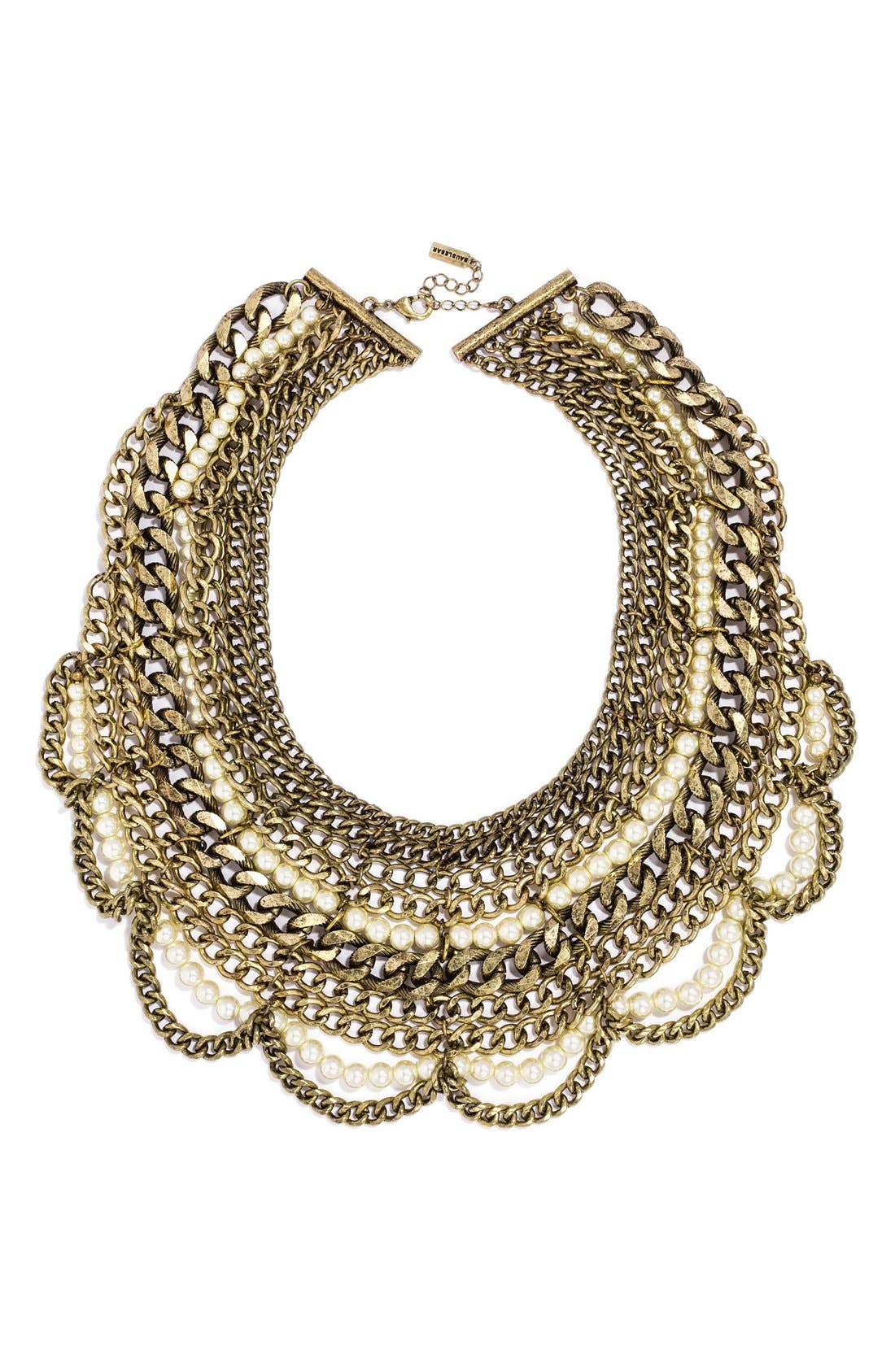 Alternate Image 1 Selected - BaubleBar 'Courtney 2.0' Necklace