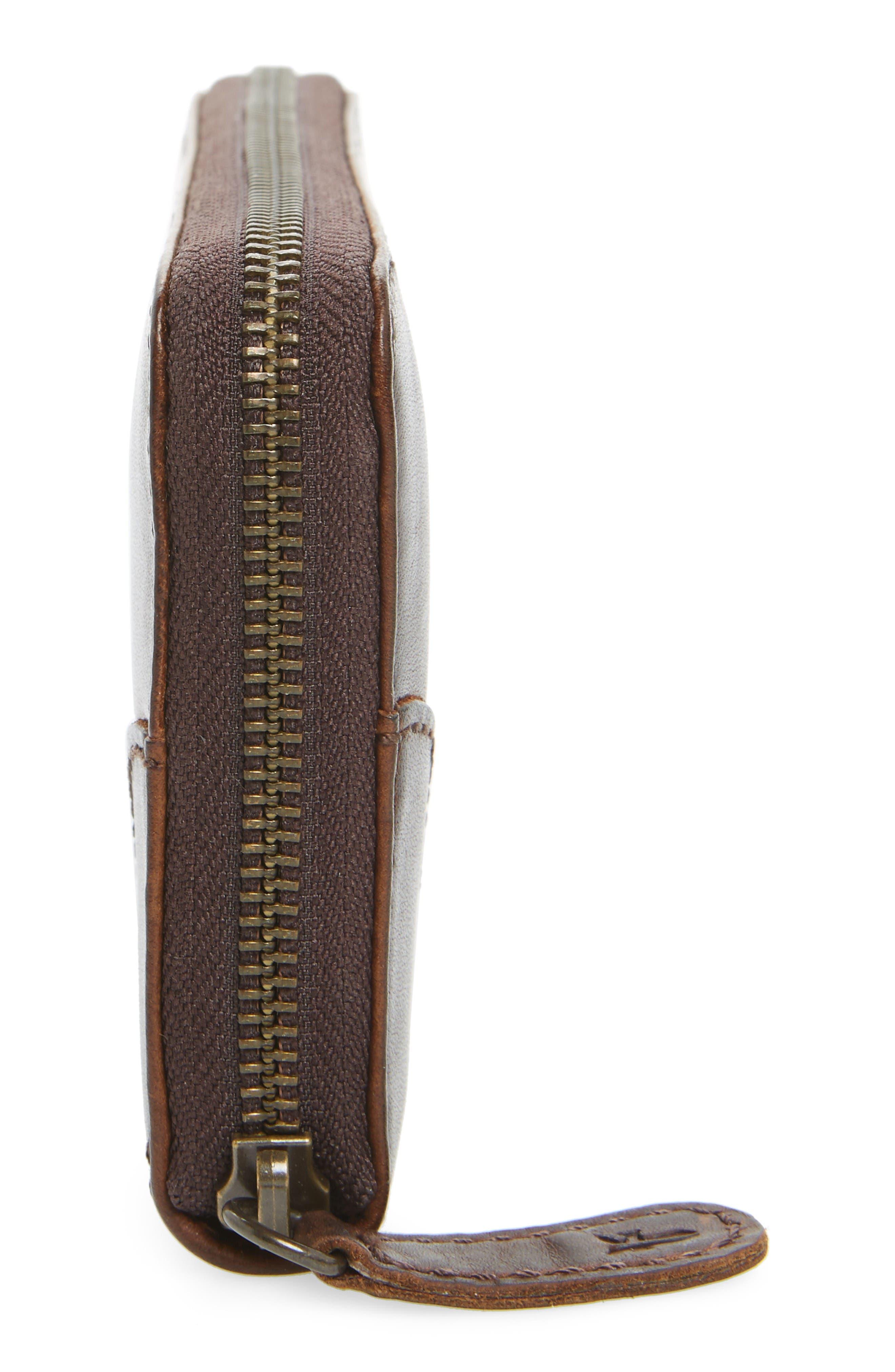 Alternate Image 5  - Frye Melissa Leather Wallet
