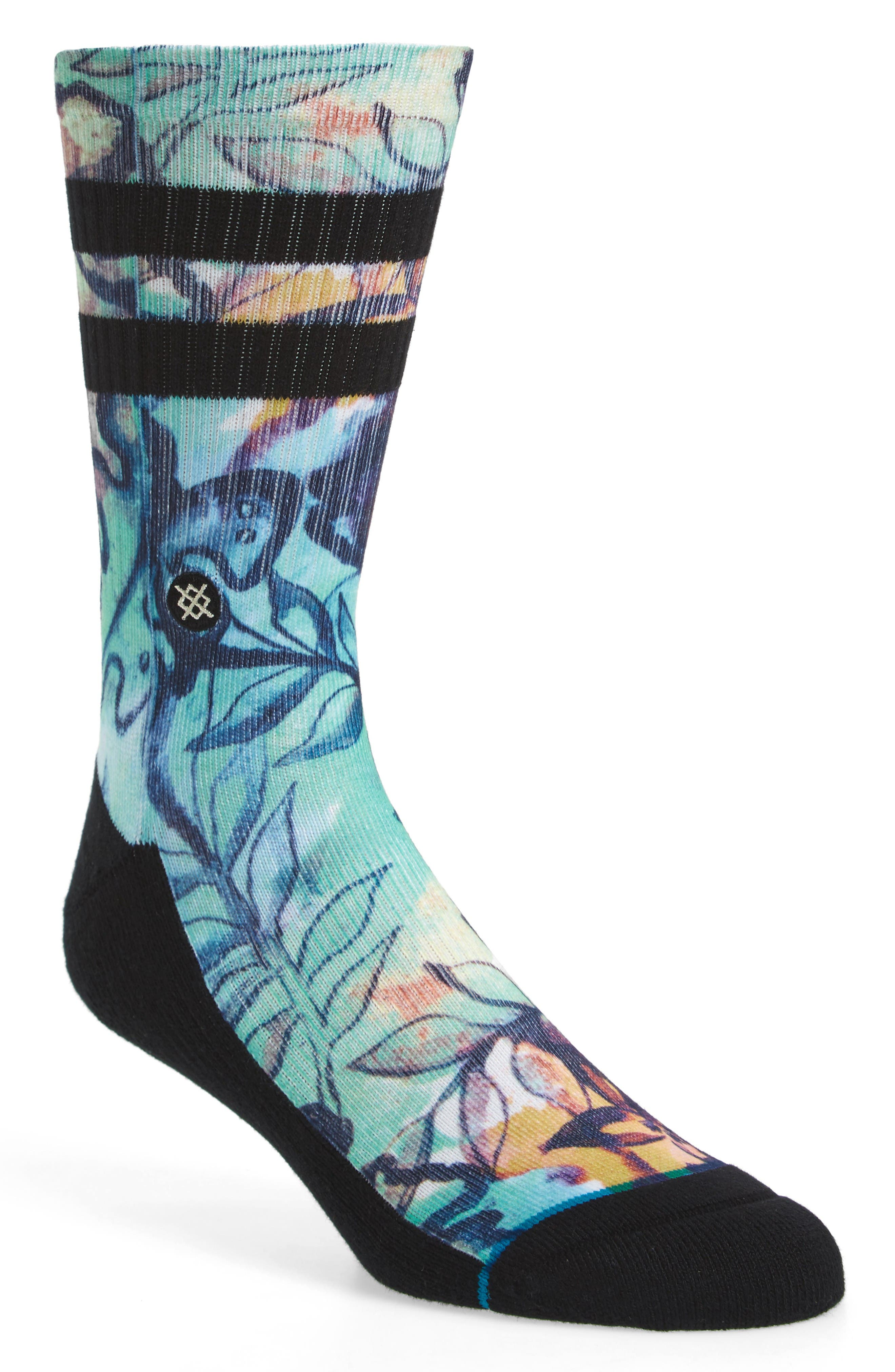 Durangoh Socks,                         Main,                         color, Blue