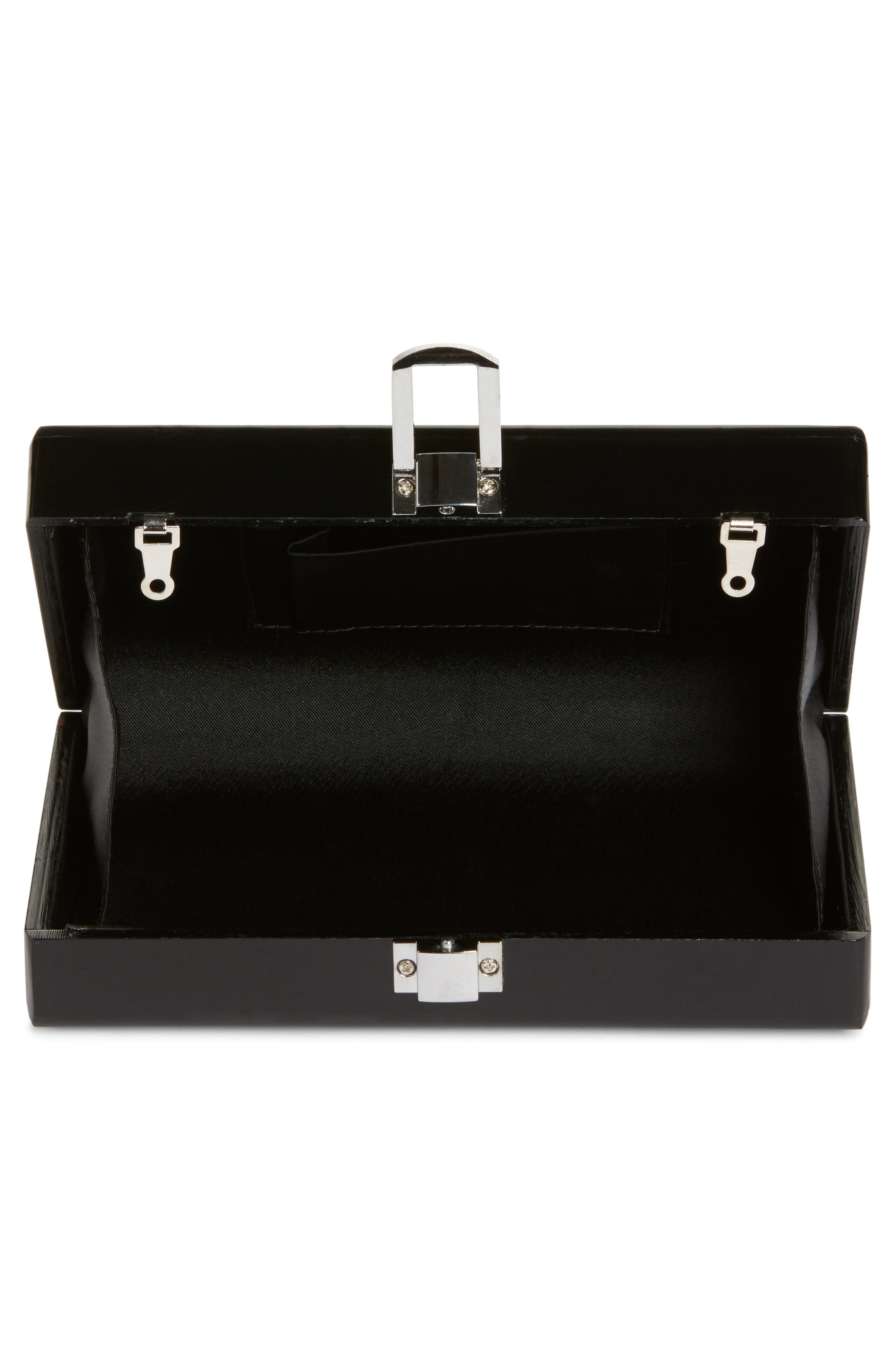 Alternate Image 4  - Nordstrom Etoile Acrylic Box Clutch