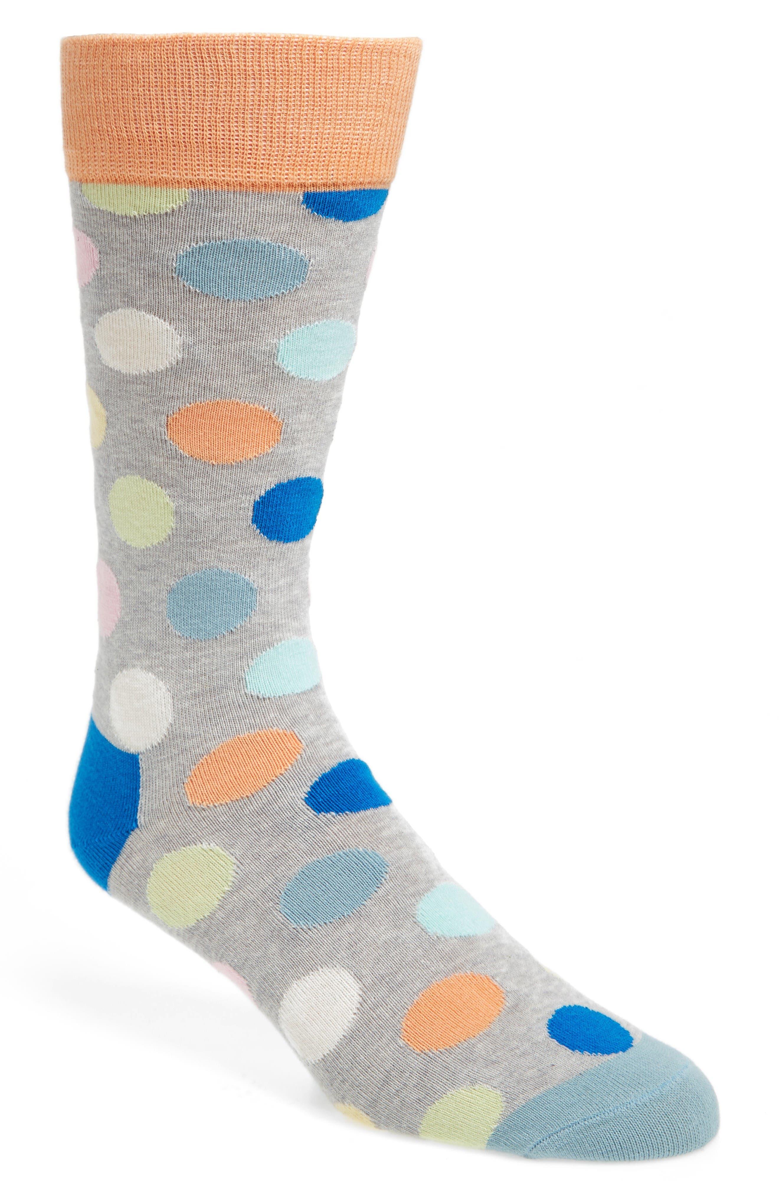 Main Image - Happy Socks Dot Socks
