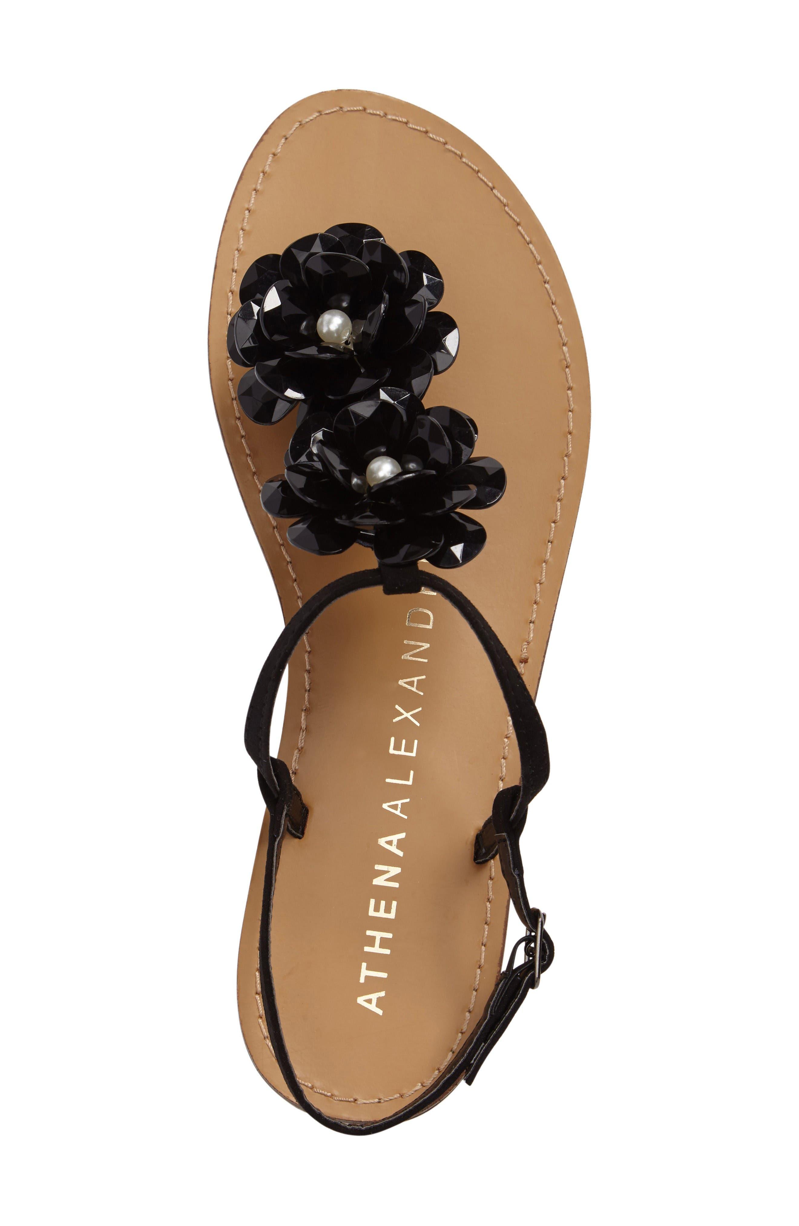 Alternate Image 5  - Athena Alexander Blossom Sandal (Women)