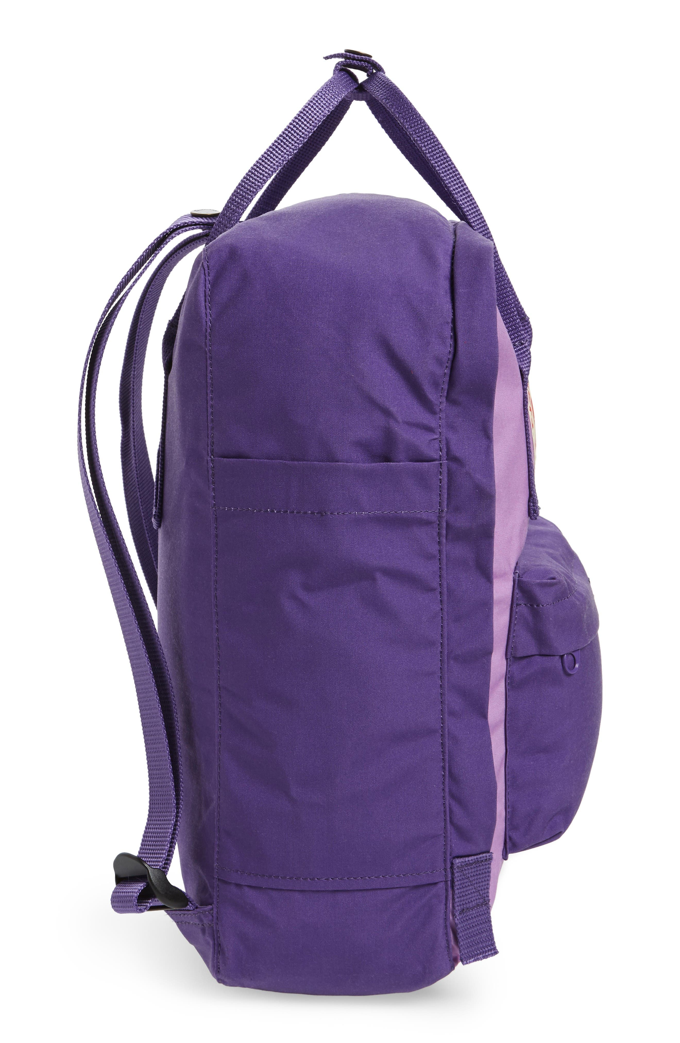 Alternate Image 5  - Fjällräven Arctic Fox Kånken Backpack