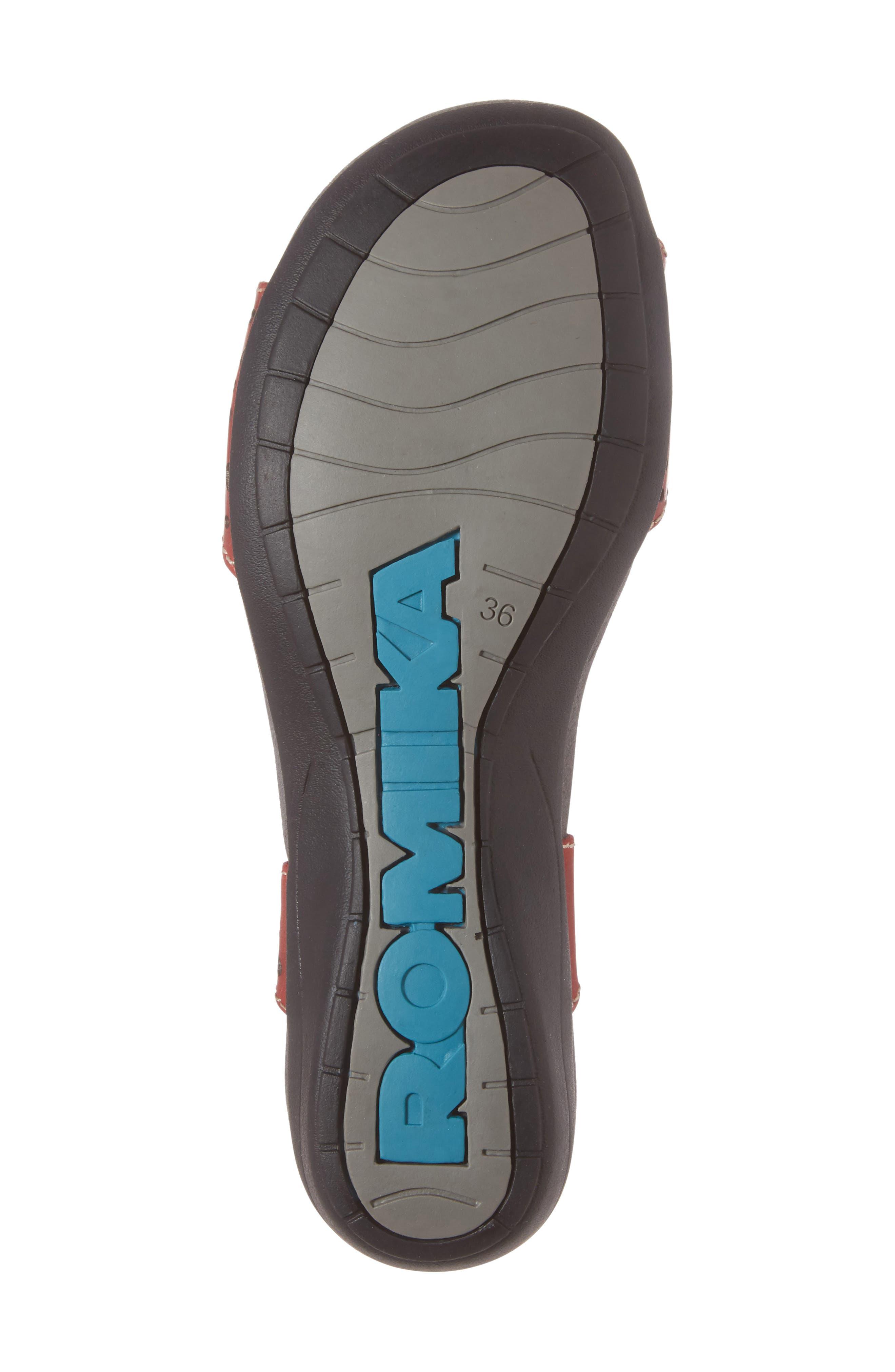 Alternate Image 4  - Romika® 'Tahiti 03' Quarter Strap Sandal (Women)