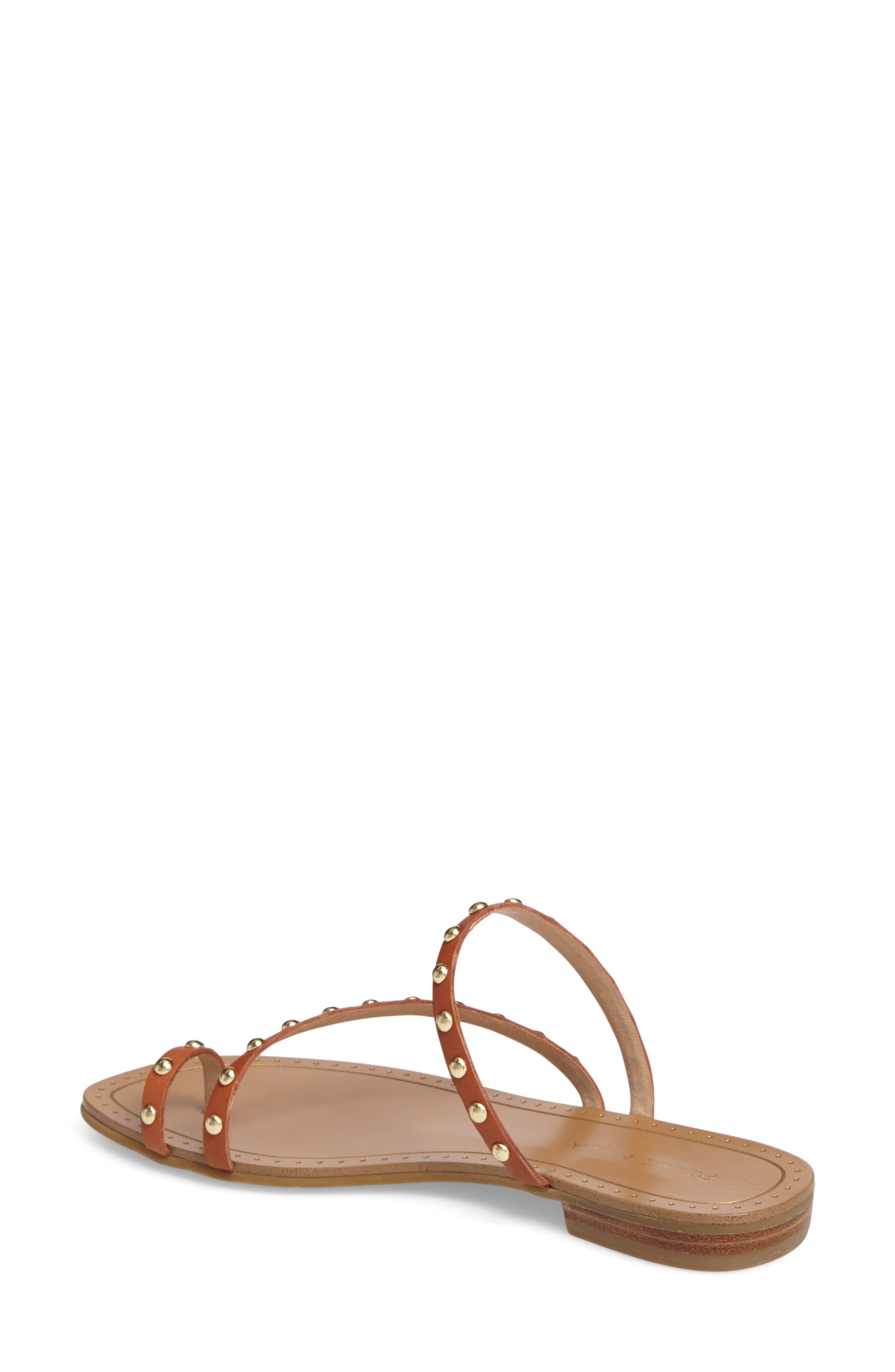 Alternate Image 2  - Pelle Moda Bohem 2 Studded Sandal (Women)
