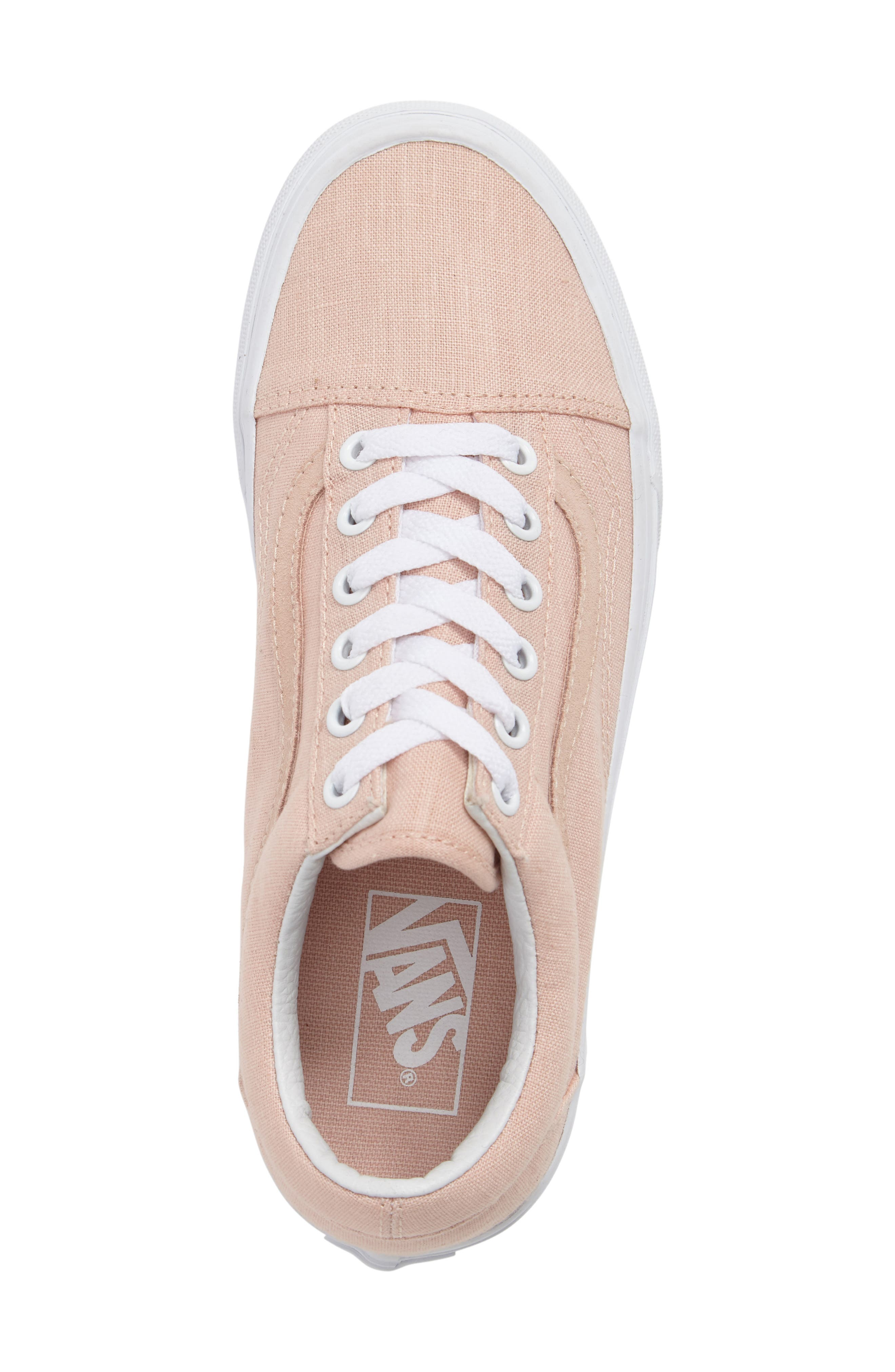 Alternate Image 5  - Vans Old Skool Sneaker (Women)