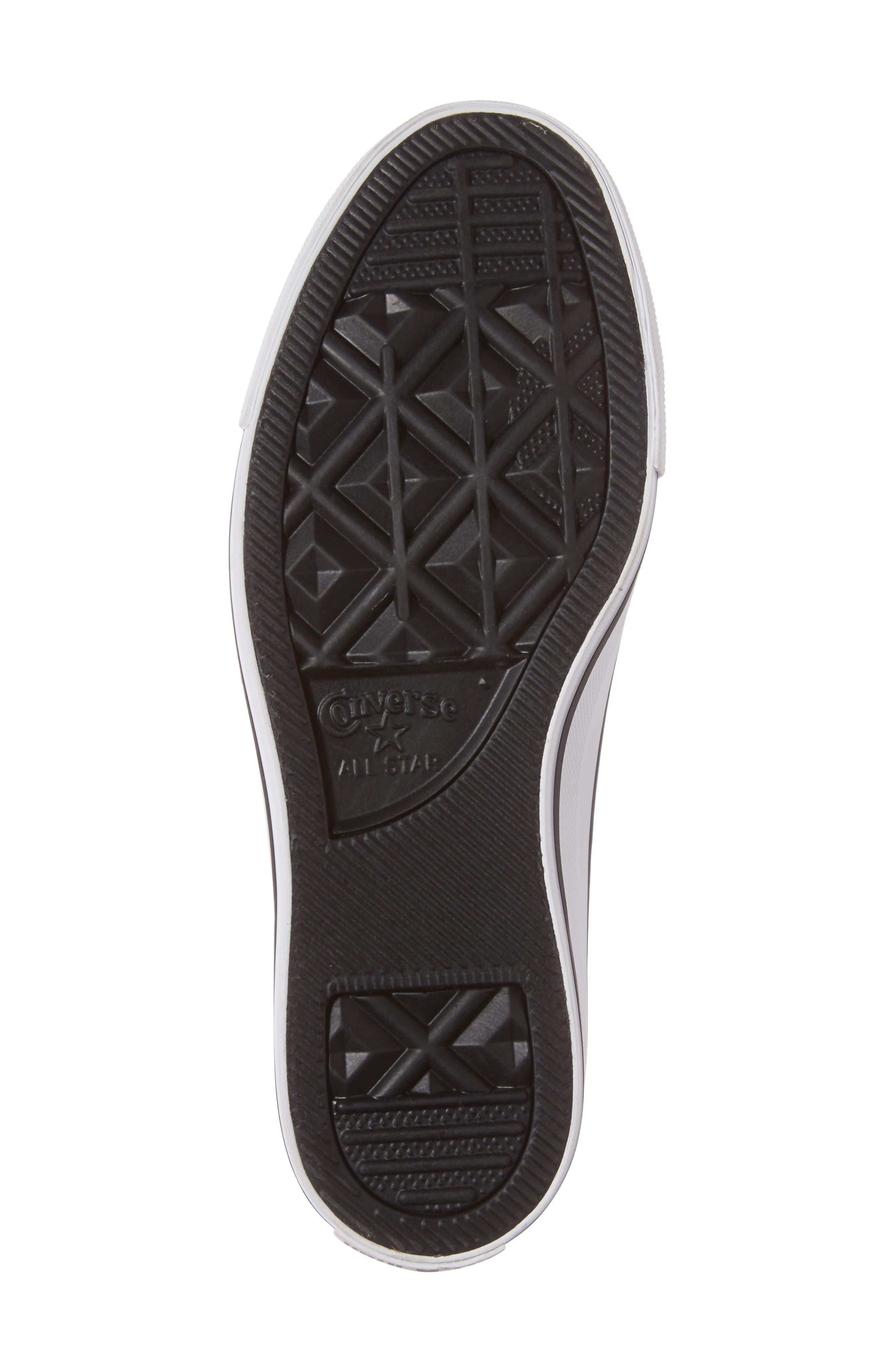 Alternate Image 6  - Converse Chuck Taylor® All Star® Shoreline Peached Twill Sneaker (Women)